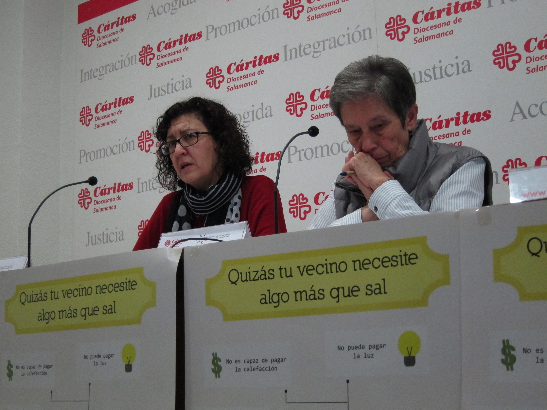 Cáritas Salamanca pone en marcha la campaña de Vivienda »Quizás tu vecino necesite algo más que sal»