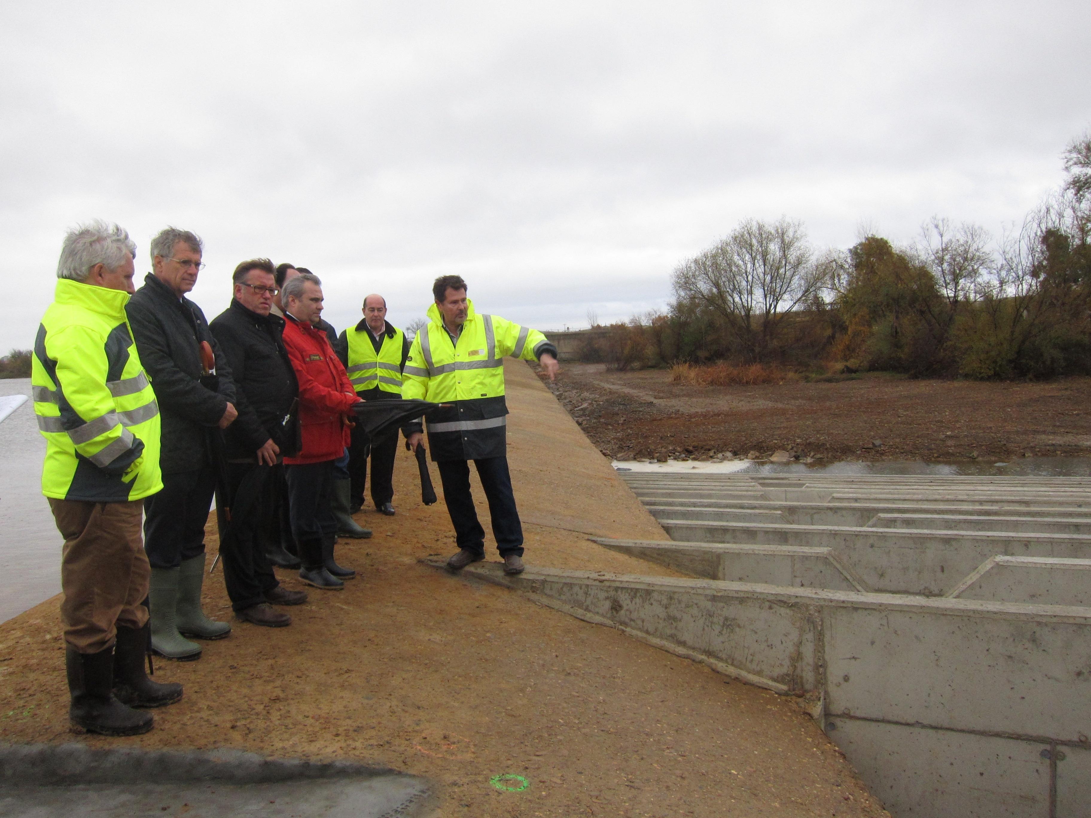 La Consejería de Fomento invertirá otros 900.000 euros en la reordenación y mejora de la carretera de Olivenza