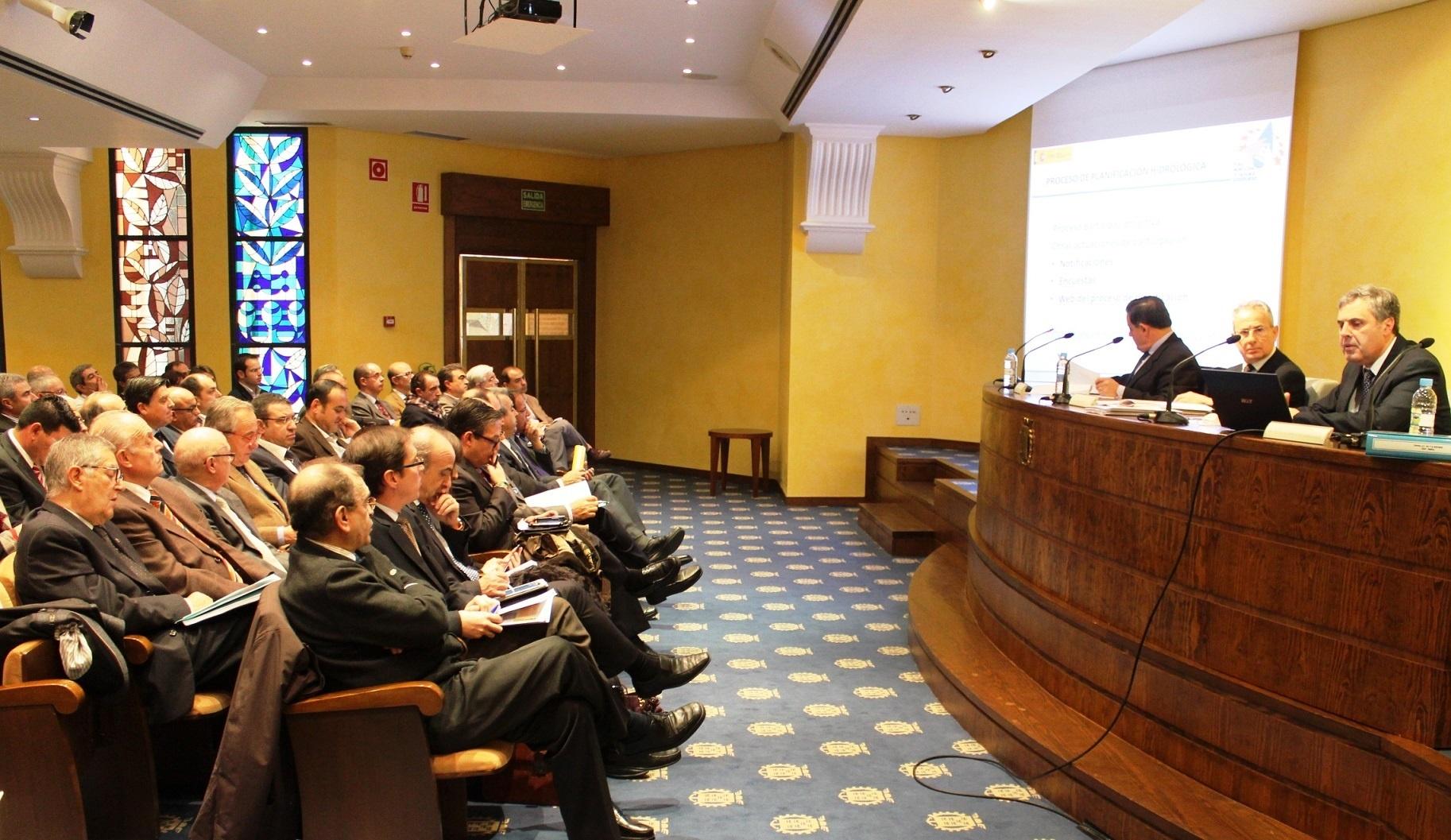 Consejo del Agua de la Demarcación del Segura informa favorablemente el proyecto del Plan Hidrológico de cuenca