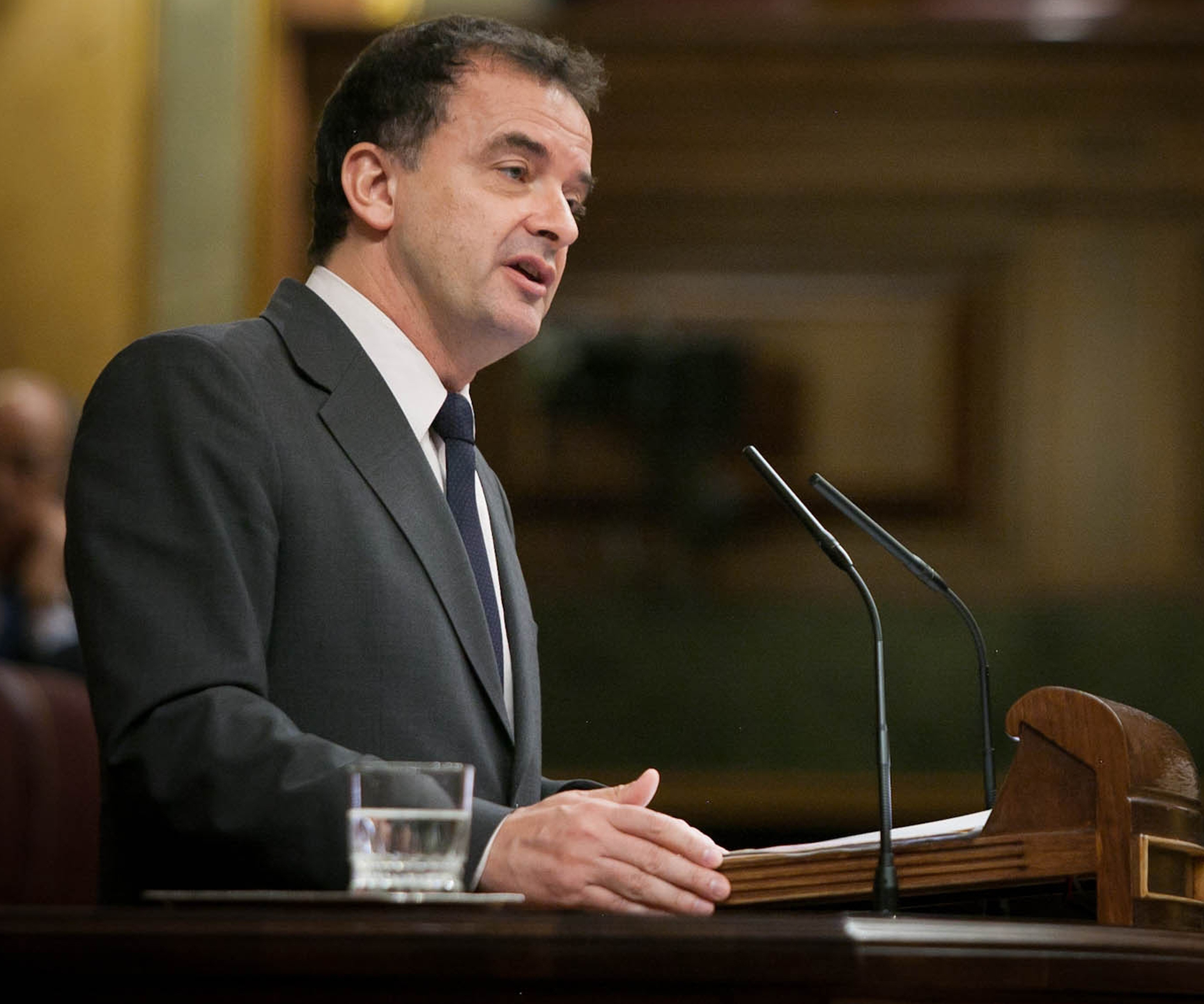 ERC frena en el Congreso una enmienda para facilitar a Barajas rebajar tasas