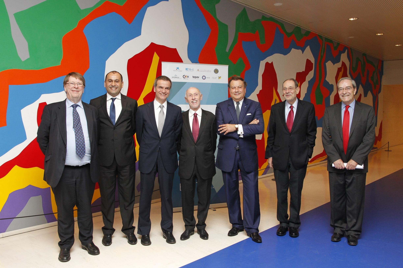 La Fundación La Caixa participa en una alianza internacional de cooperación mediterránea