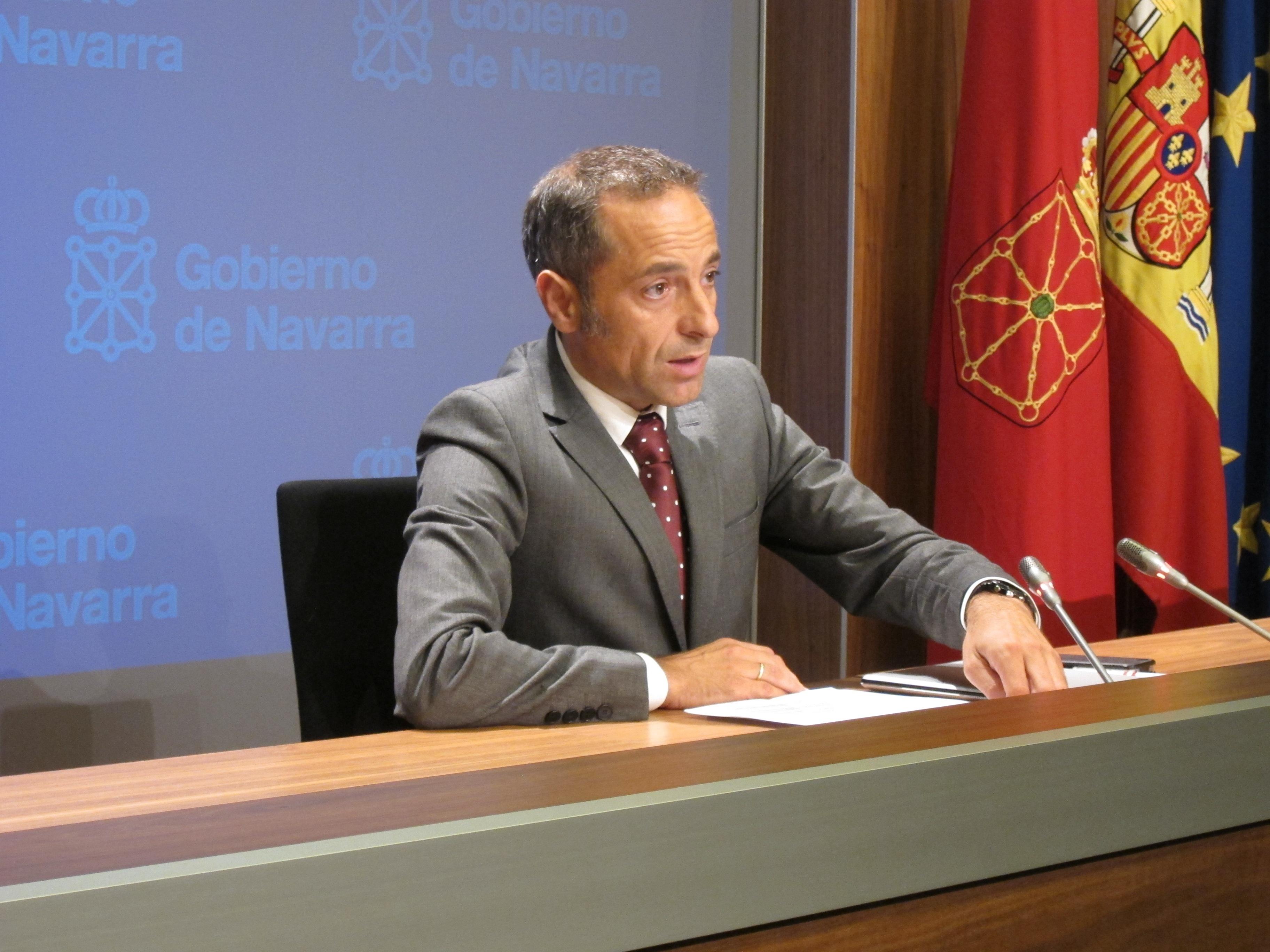 El Gobierno de Navarra dice sobre ETB que «ninguna televisión puede emitir sin tener frecuencia asignada»