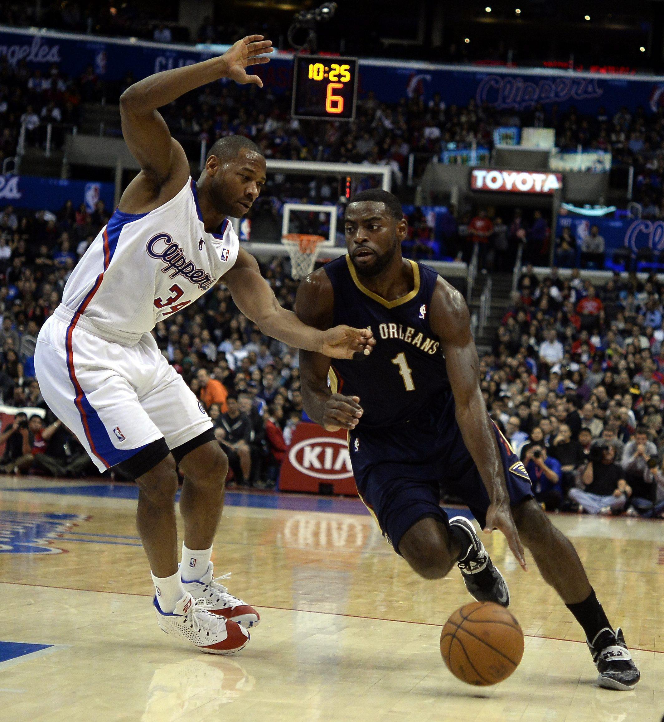 108-95. Griffin consigue un doble-doble y los Clippers consolidan el liderato
