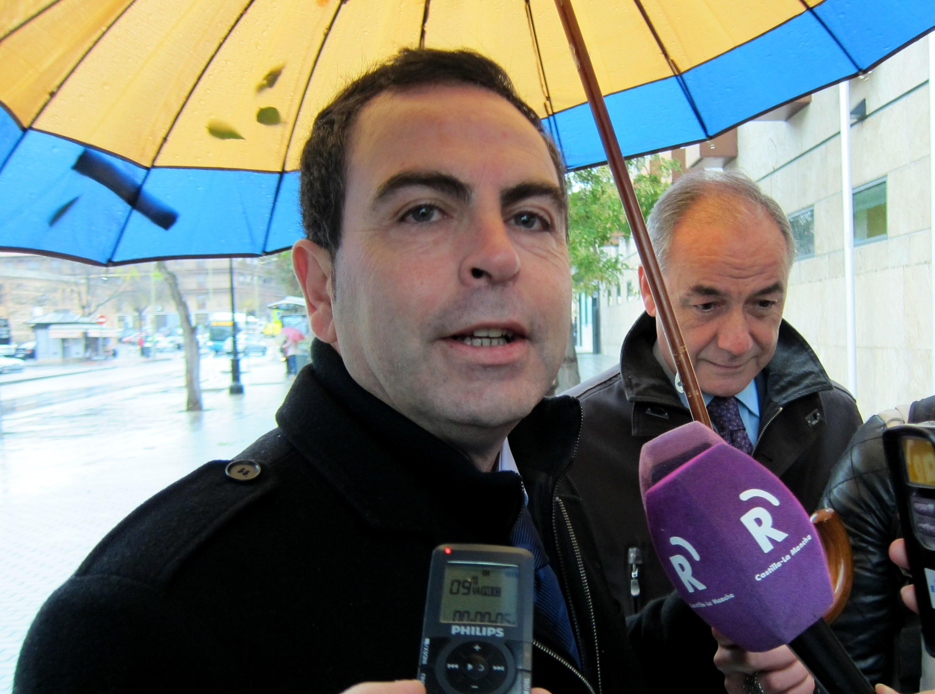 Gutiérrez, sobre la presunta compra irregular de bombillas y bolsas de basura: «Yo no compré nada»
