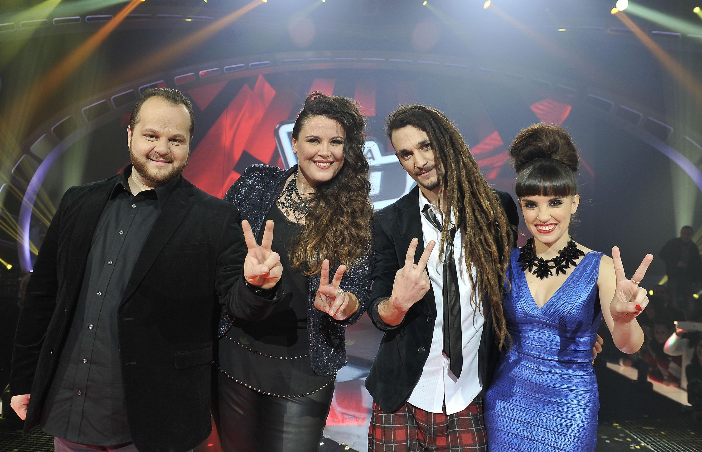 Begoña Rodrigo gana 'Top Chef' y David Barrull se hace con 'La Voz'