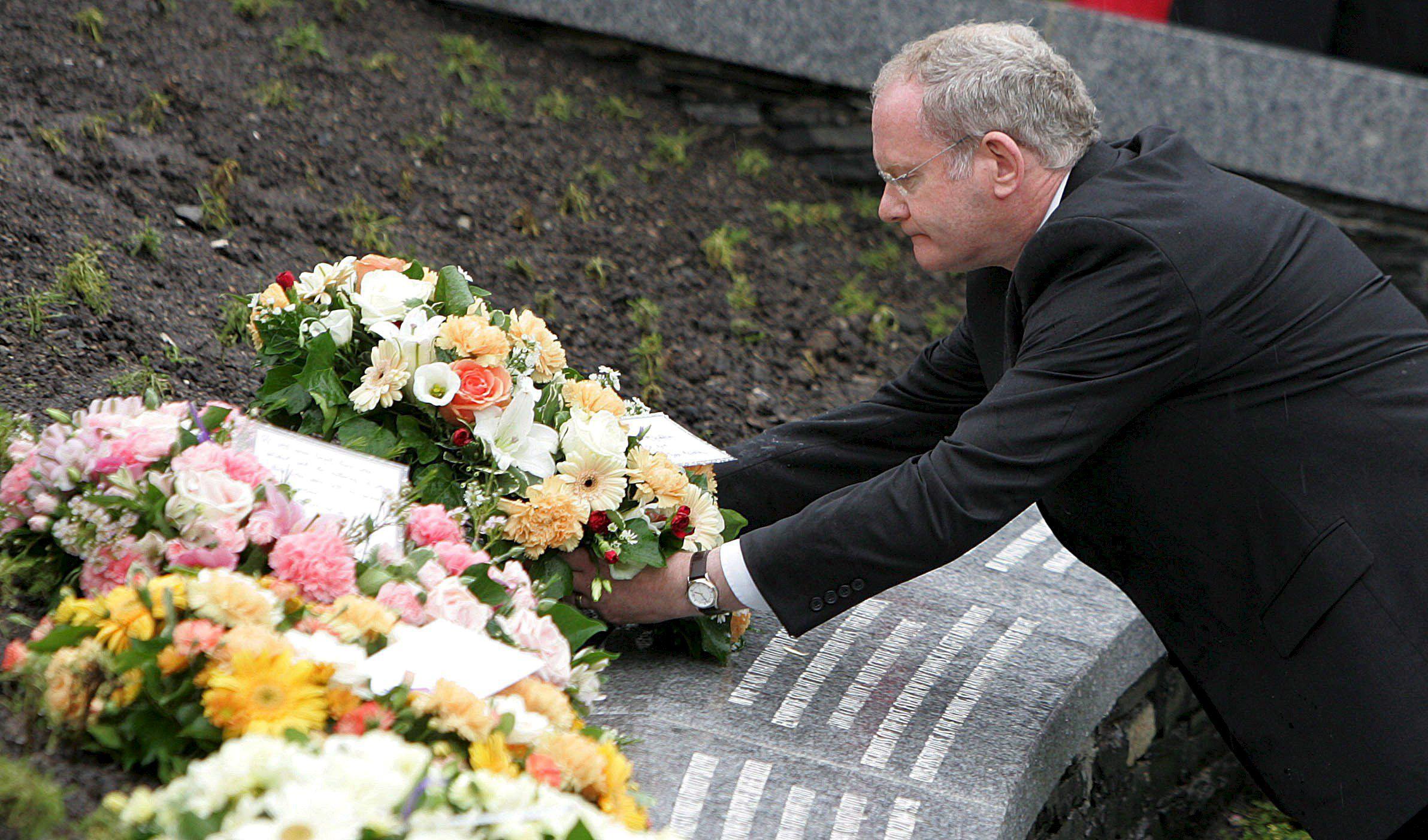La Justicia ratifica la sentencia contra los responsables del atentado de Omagh