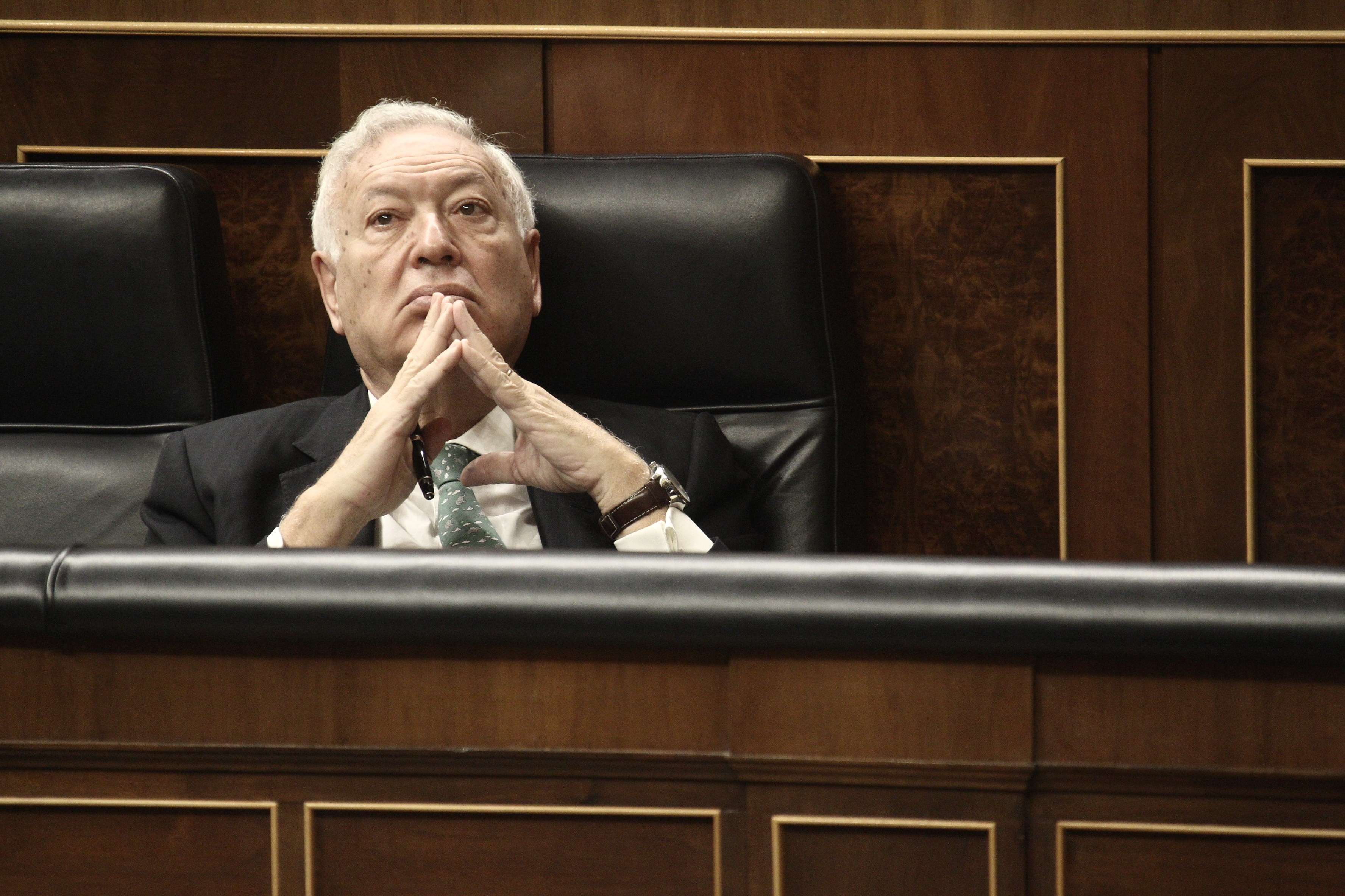 Margallo sitúa en «los primeros días de enero» la reunión de Córdoba con opositores sirios