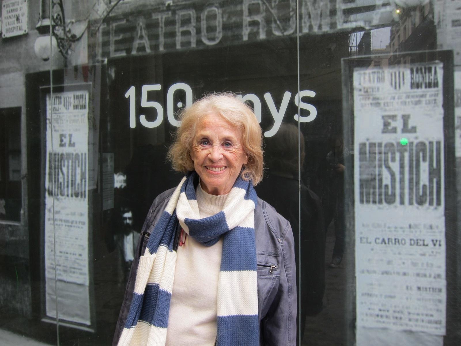 Montserrat Carulla se despide de los escenarios con la obra de su hijo »Iaia!»
