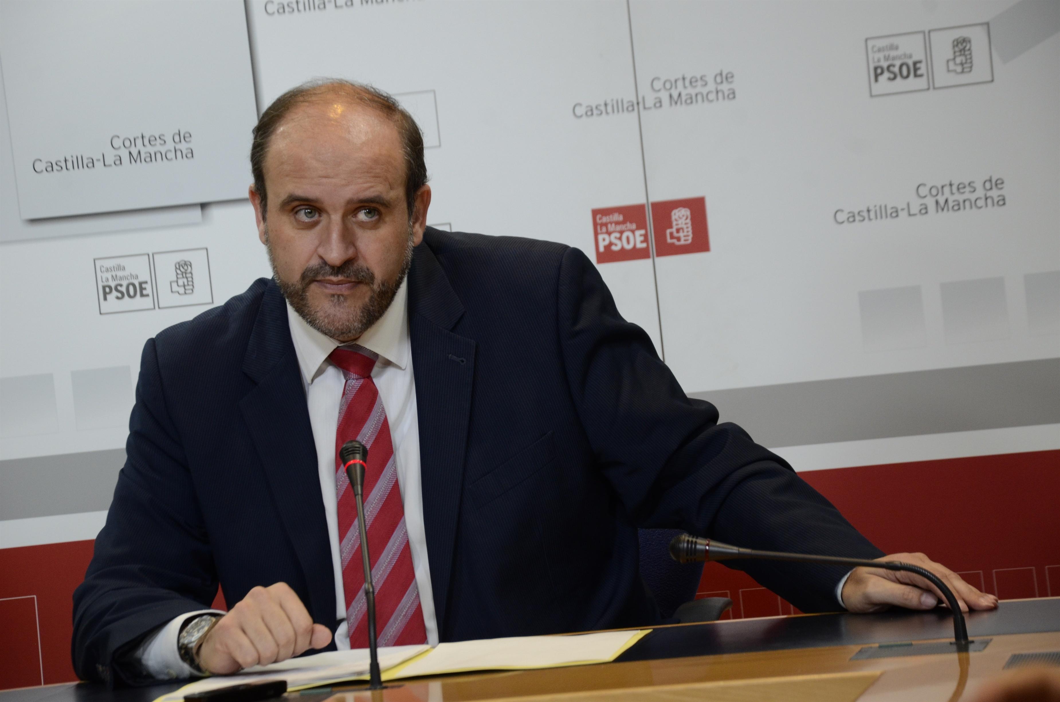 PSOE exige a C-LM que explique en el pleno en qué consiste el nuevo plan de ajuste «tras incumplir el déficit»