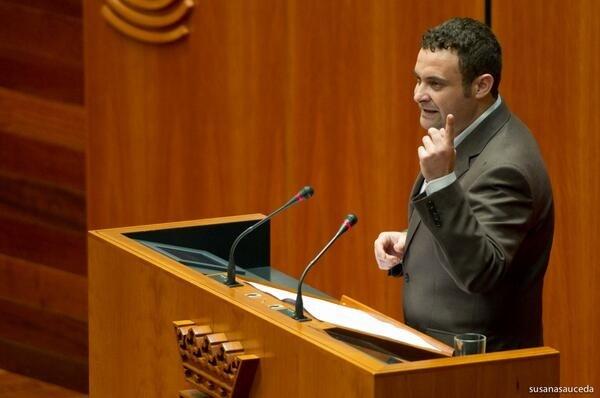 El Parlamento extremeño rechaza una propuesta del PSOE para reducir a la mitad el impuesto del »céntimo sanitario»