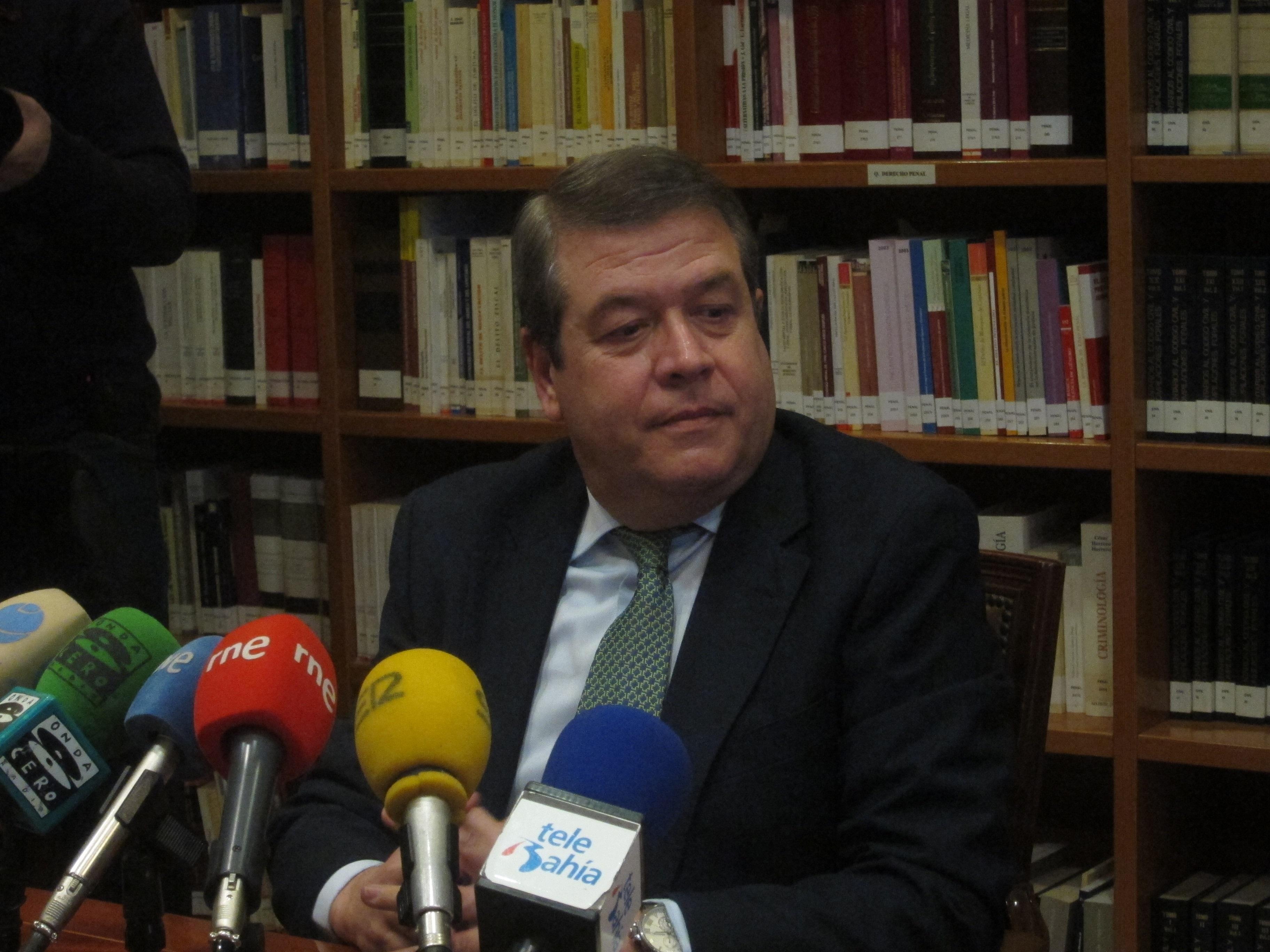 Presidente TSJC ve con «normalidad» que fiscal y juez Castro no coincidan en sus posturas en el »Caso Urdangarín»