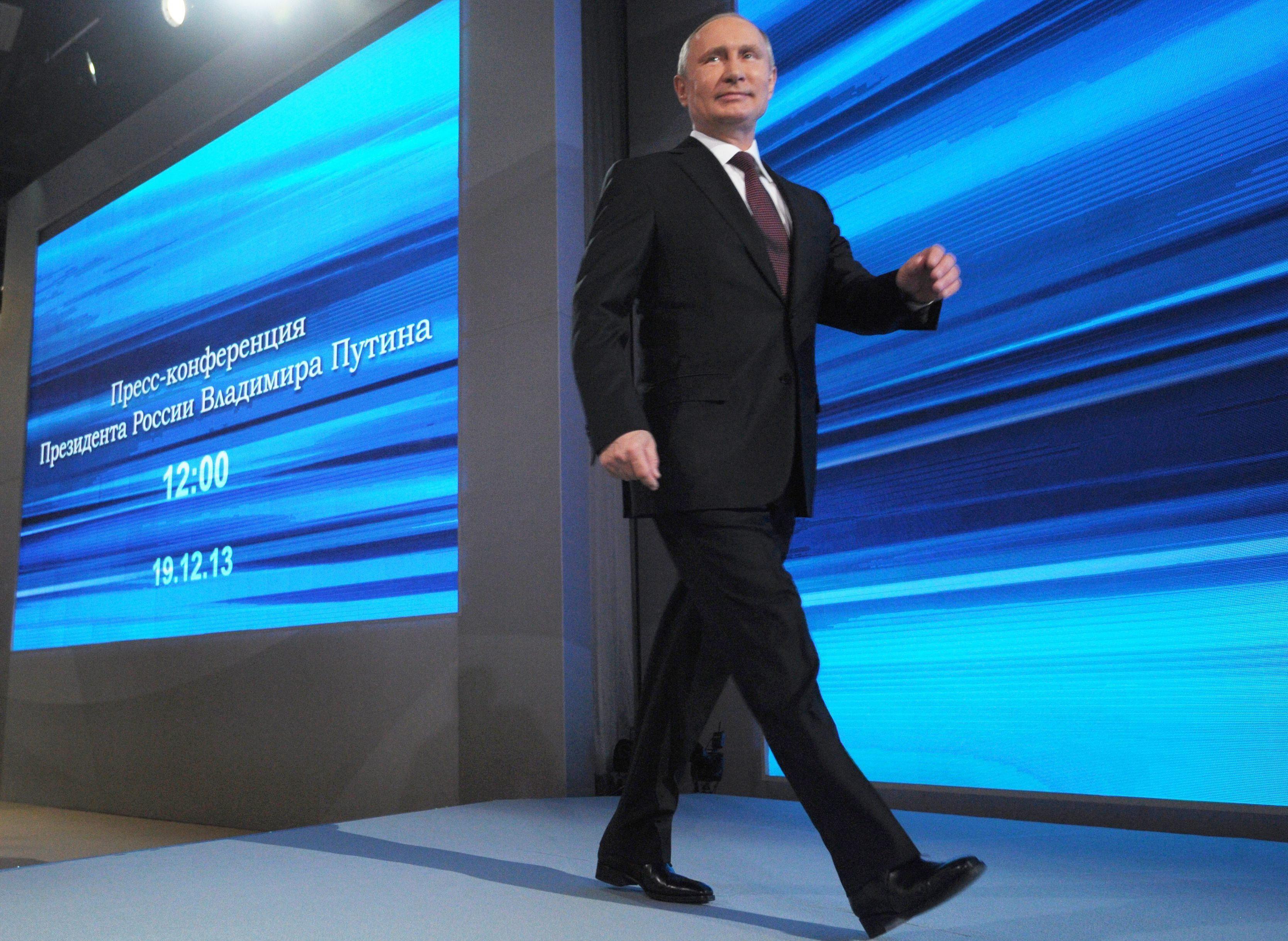 Putin anuncia que indultará en breve a Jodorkovski