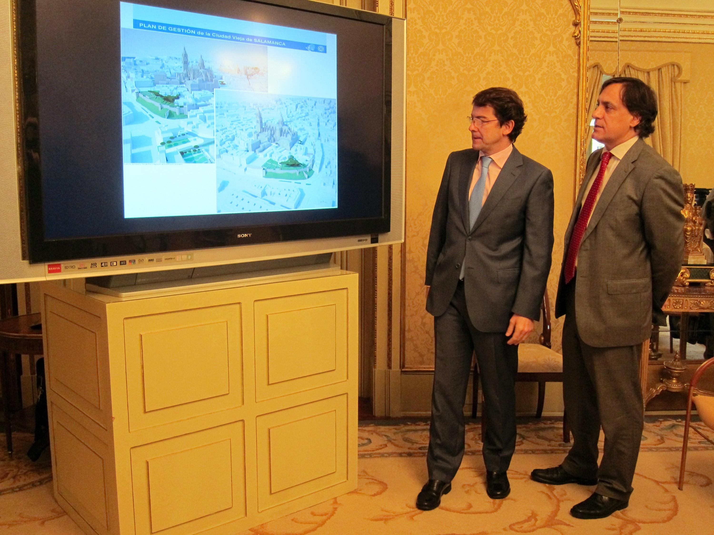 Salamanca pone en marcha un nuevo plan que protegerá «mejor» su casco histórico