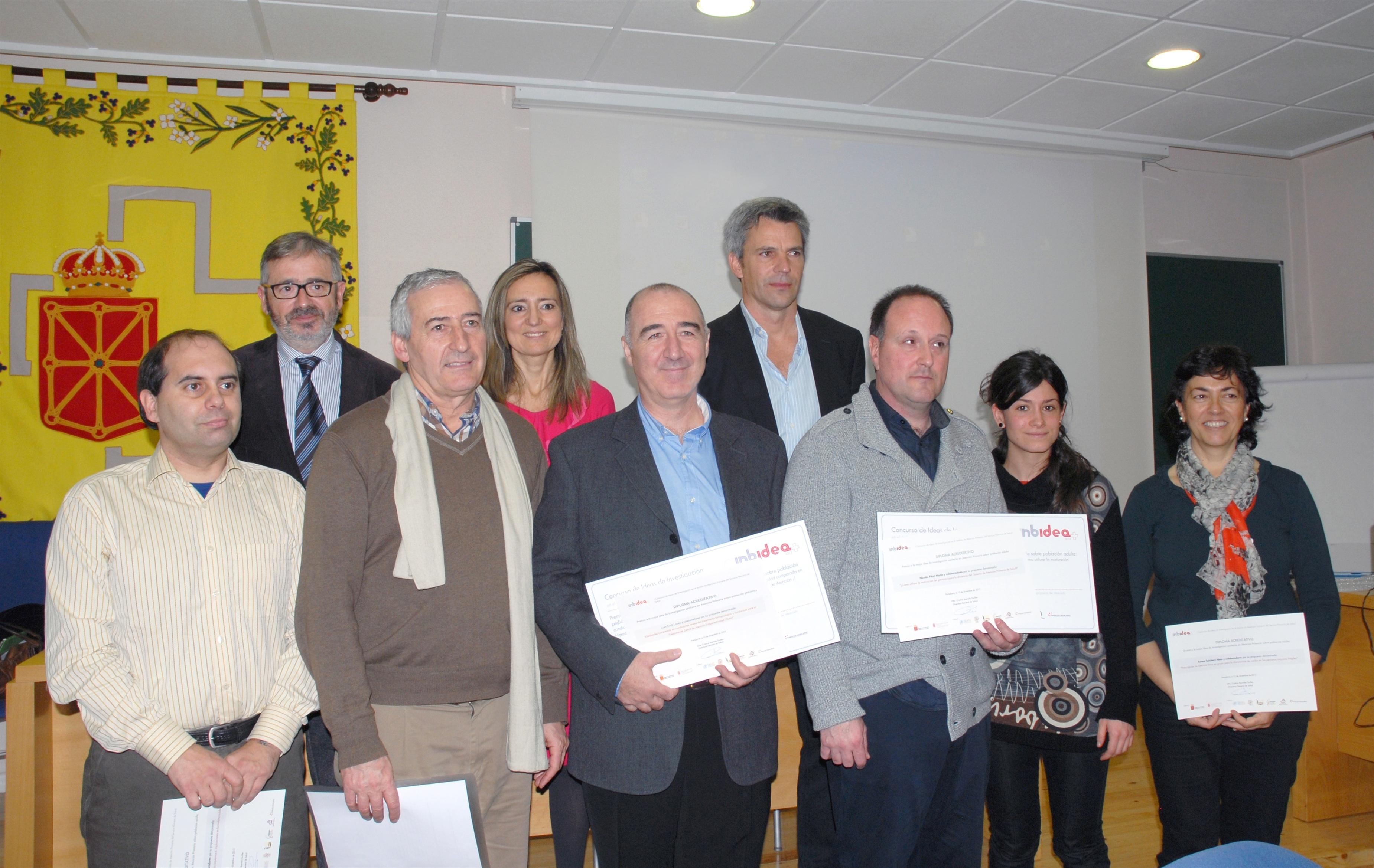 TDAH y la motivación profesional, temas premiados en el concurso de Ideas de Investigación en Atención Primaria