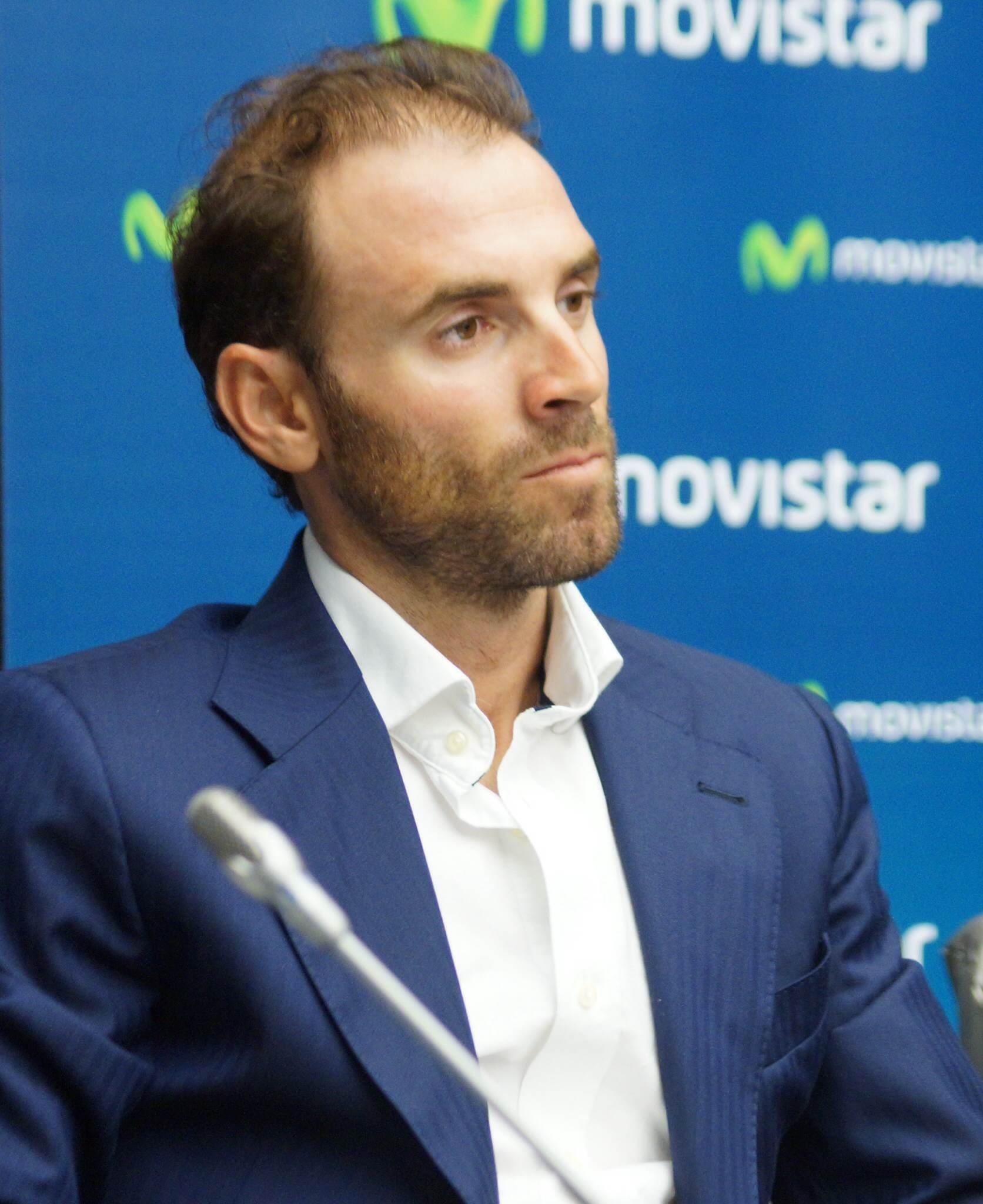 Valverde: «Quiero hacer la Vuelta esté mejor o peor para coger ritmo para el Mundial»