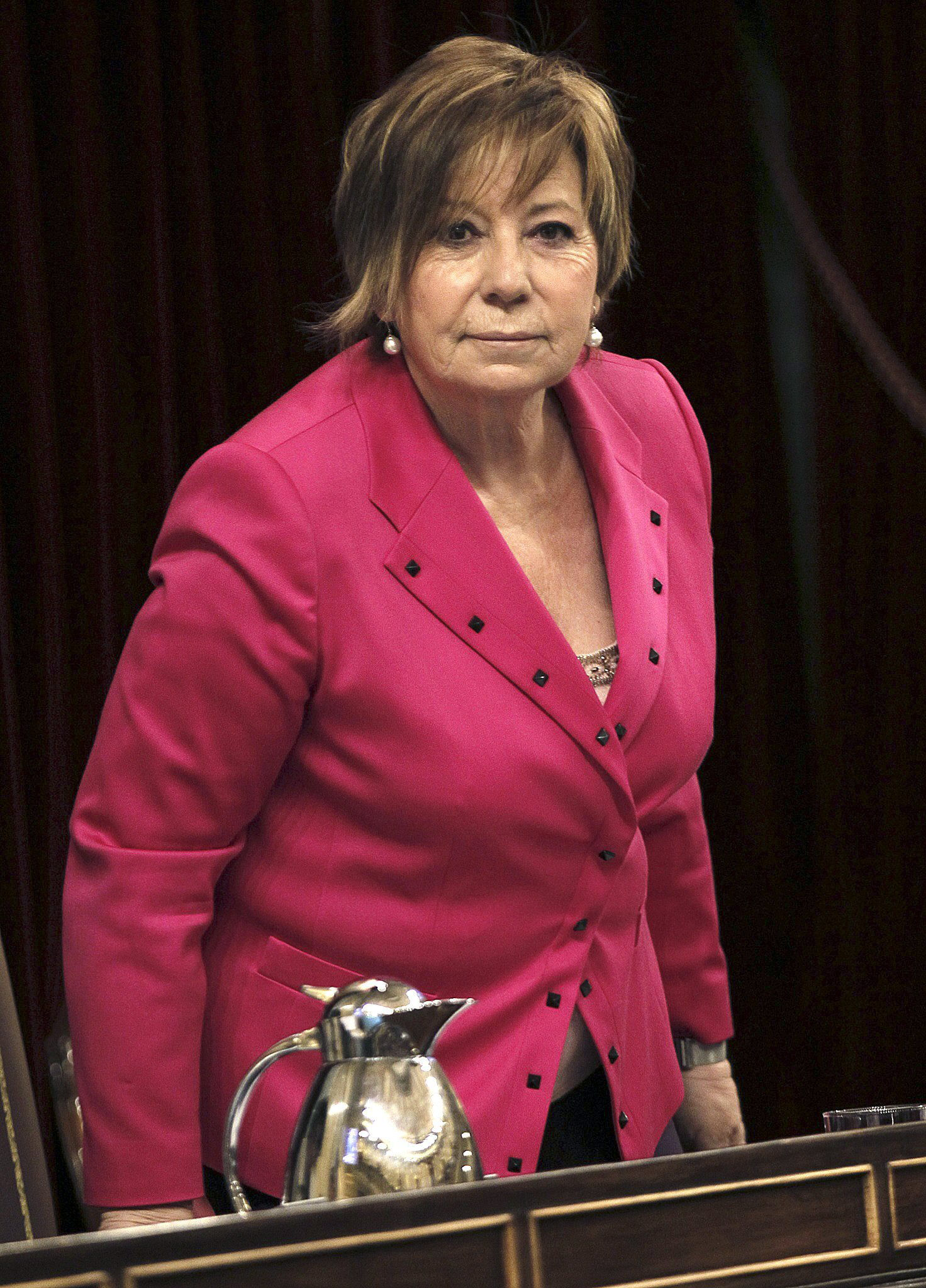 Villalobos, convencida de que lo que dice González es «totalmente cierto»