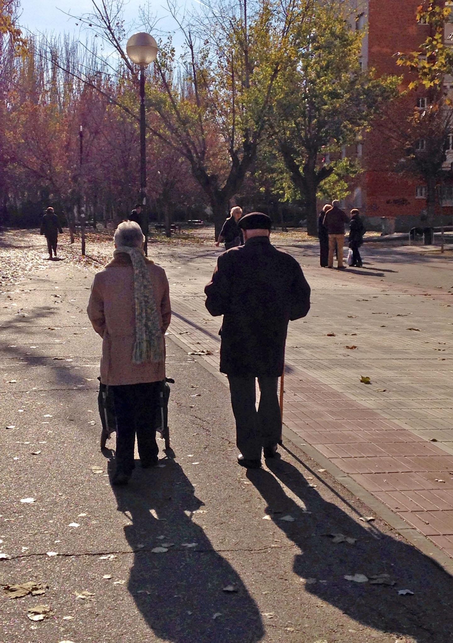 El gasto en pensiones sube un 4,8% en diciembre