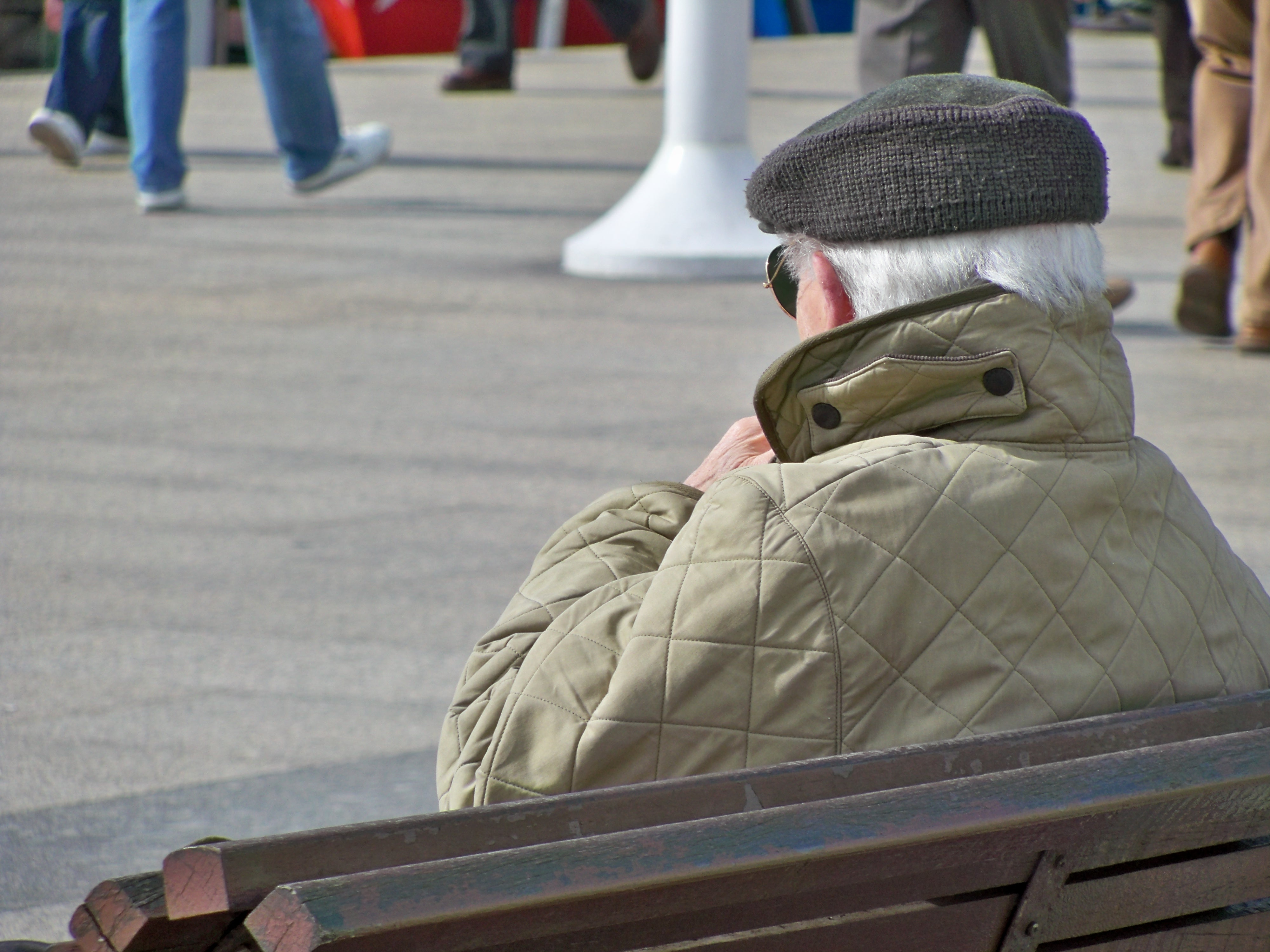 La pensión media se sitúa en 727,18 euros en diciembre en Extremadura, por debajo de la media nacional