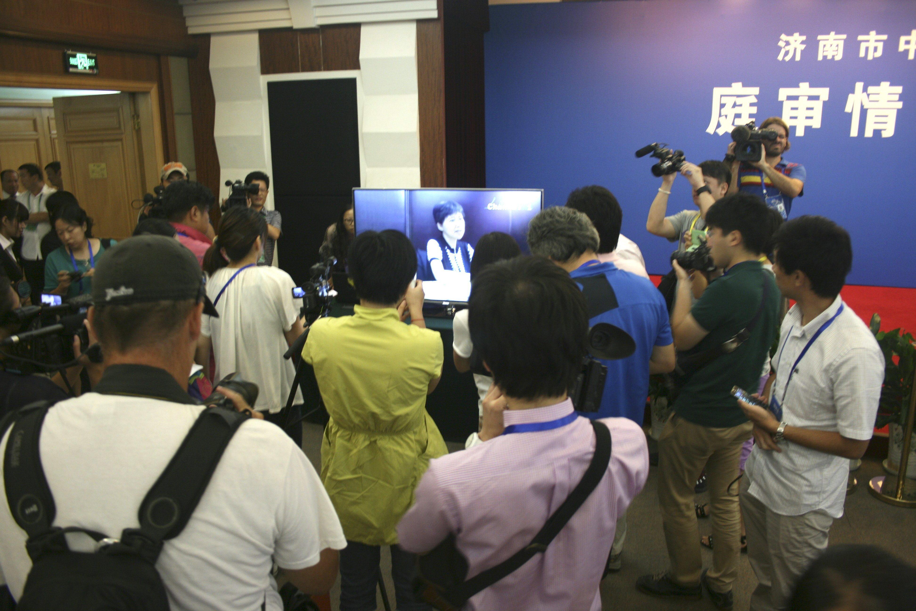 Los periodistas chinos tendrán que aprobar un examen marxista para obtener la licencia