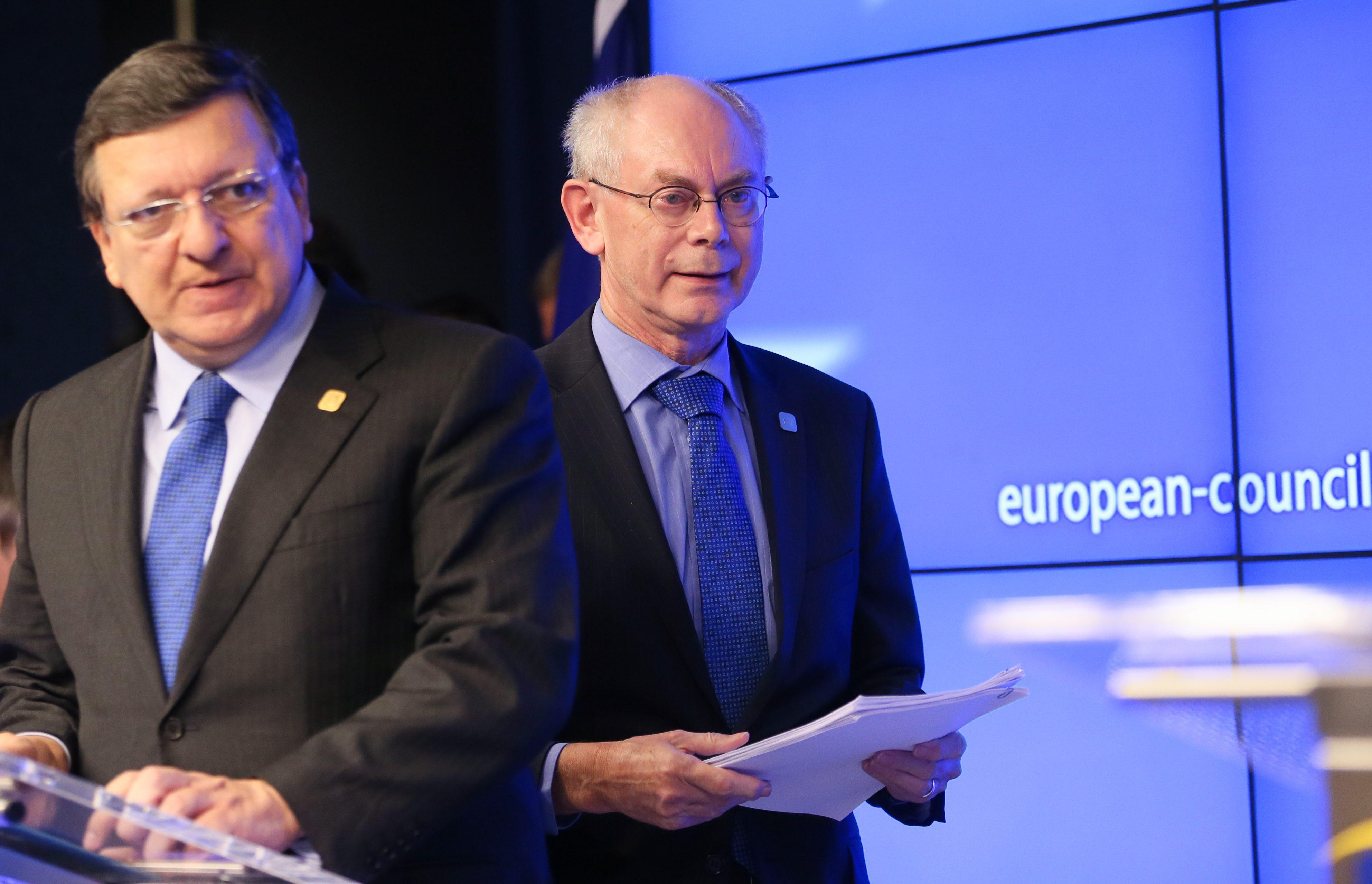 Los líderes de la UE respaldan el mecanismo único de liquidación bancaria