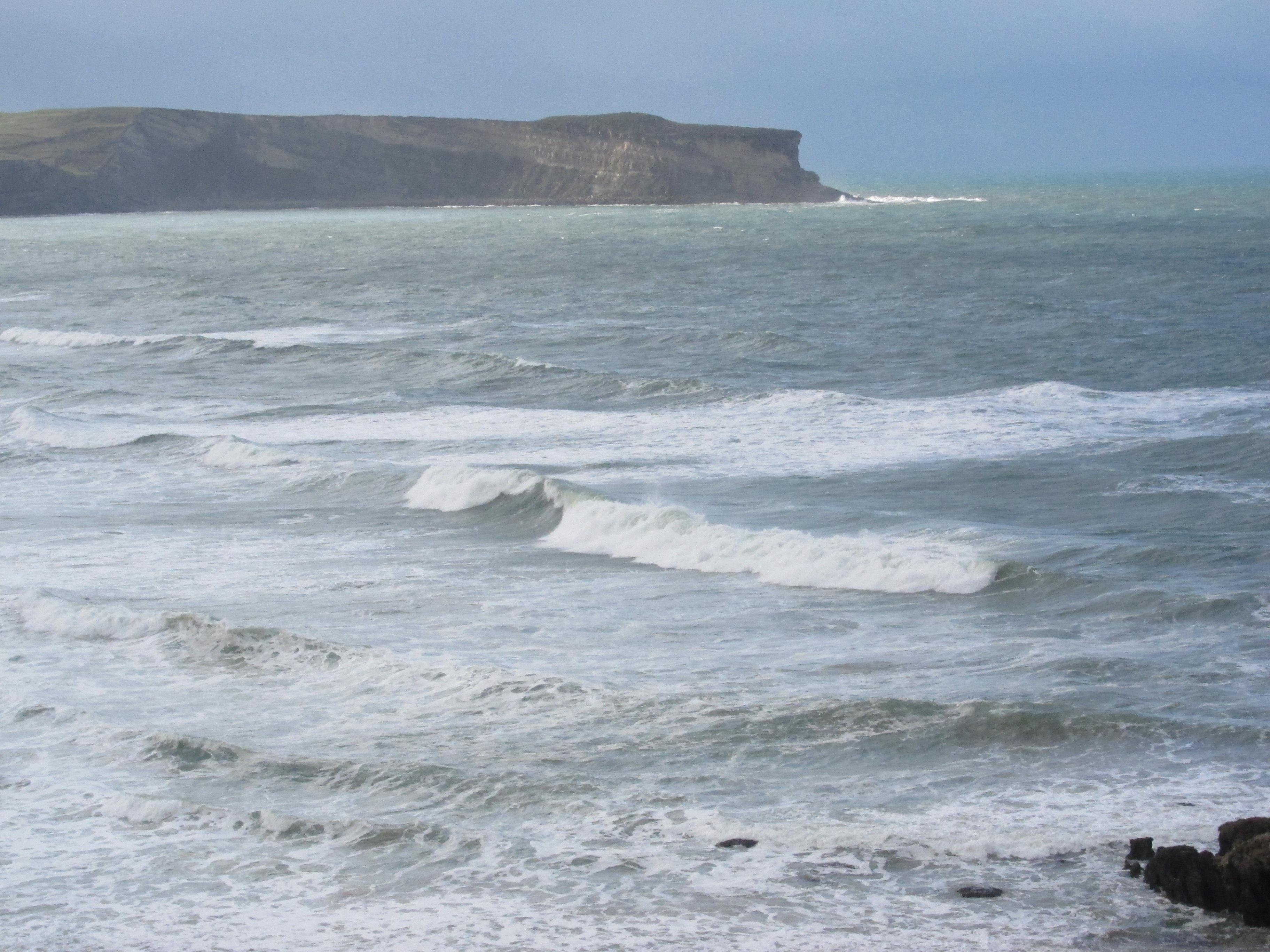 Cantabria estará en alerta naranja en Navidad por fenómenos costeros adversos en todo el litoral