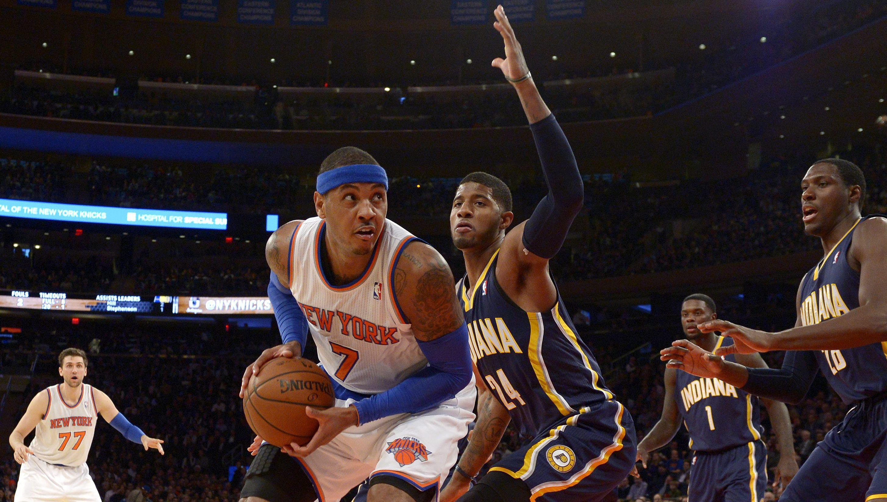 Dominio de Pacers y Suns; sufrimiento de Heat; Mavericks ganan a Rockets