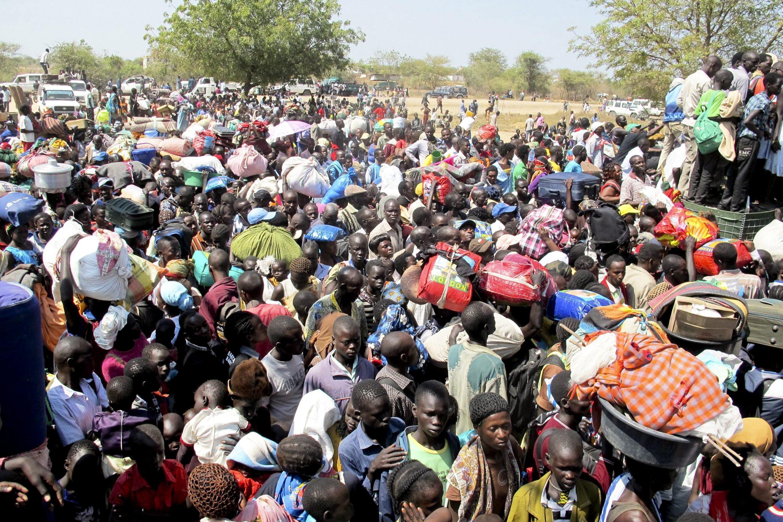 Sudán del Sur vive un enfrentamiento político pero hay miedo a choques étnicos