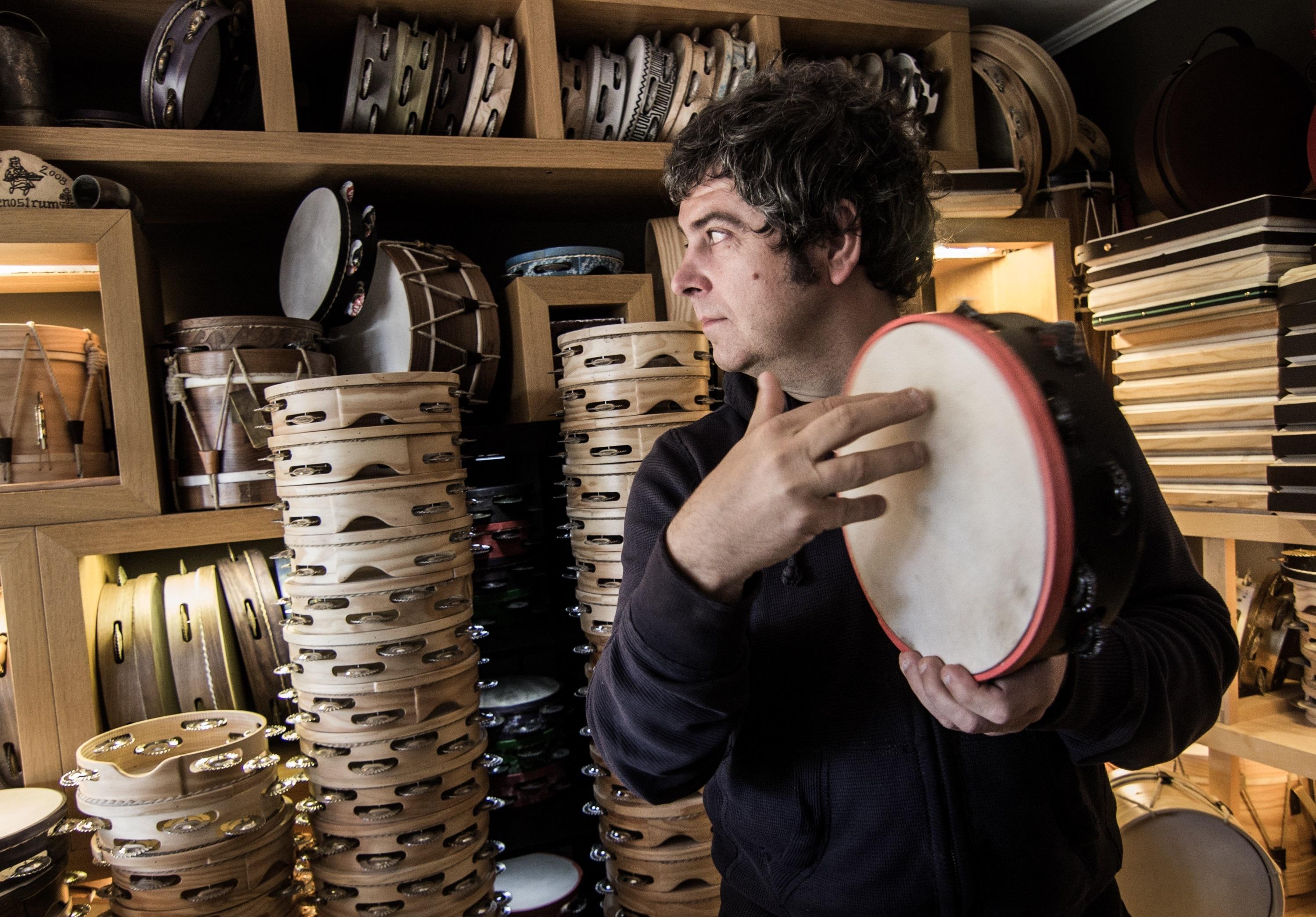 Kepa Junkera: «Estamos moldeando una parte de la cultura»