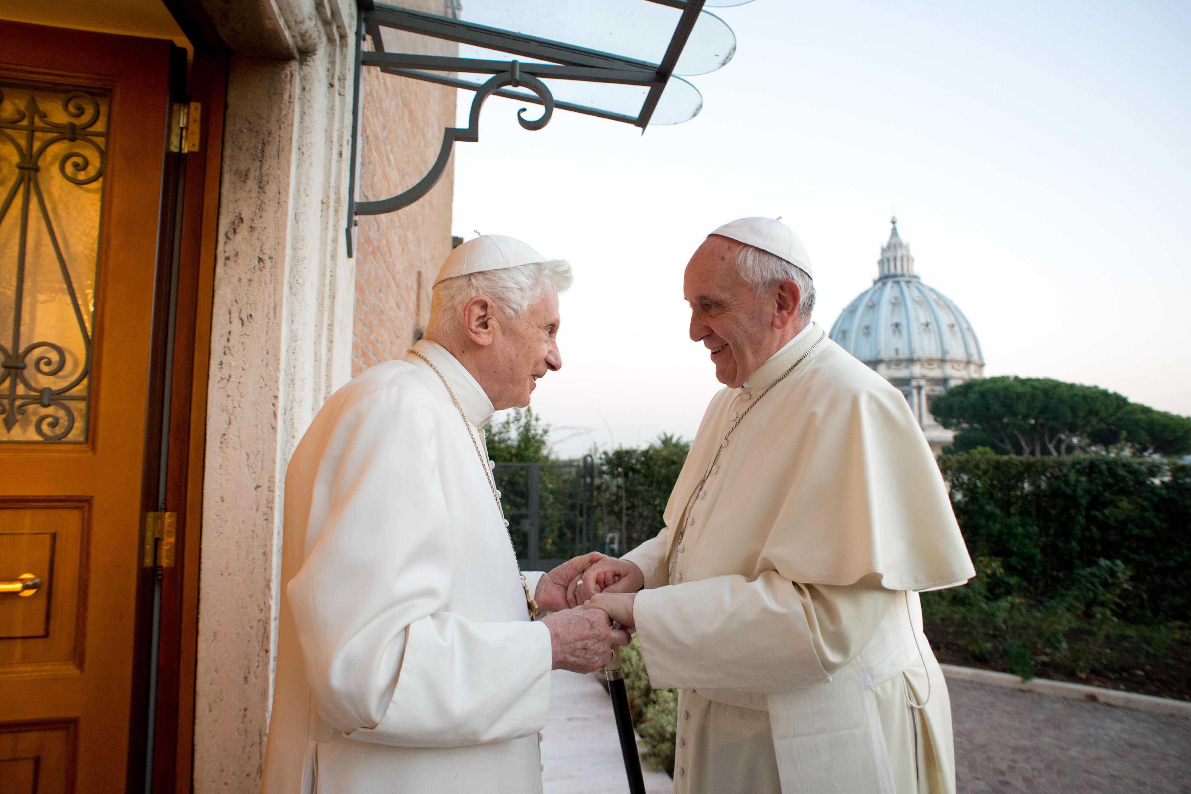Las mejores frases del Papa Francisco en la carta que escribe a su bautista Enrique Pozzoli