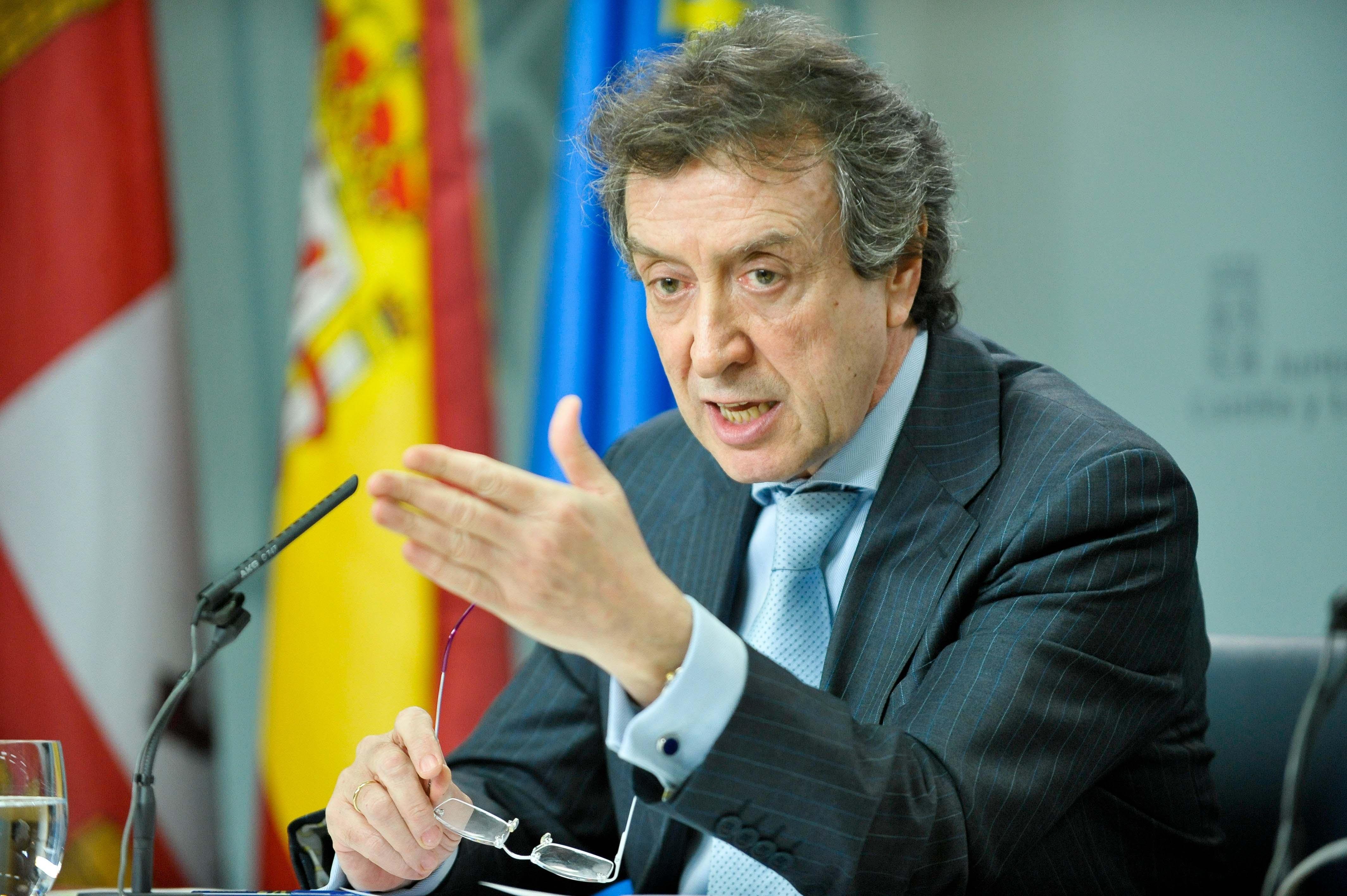 De Santiago-Juárez pide que la despoblación se considere un «problema de Estado» con priorización por parte de la UE