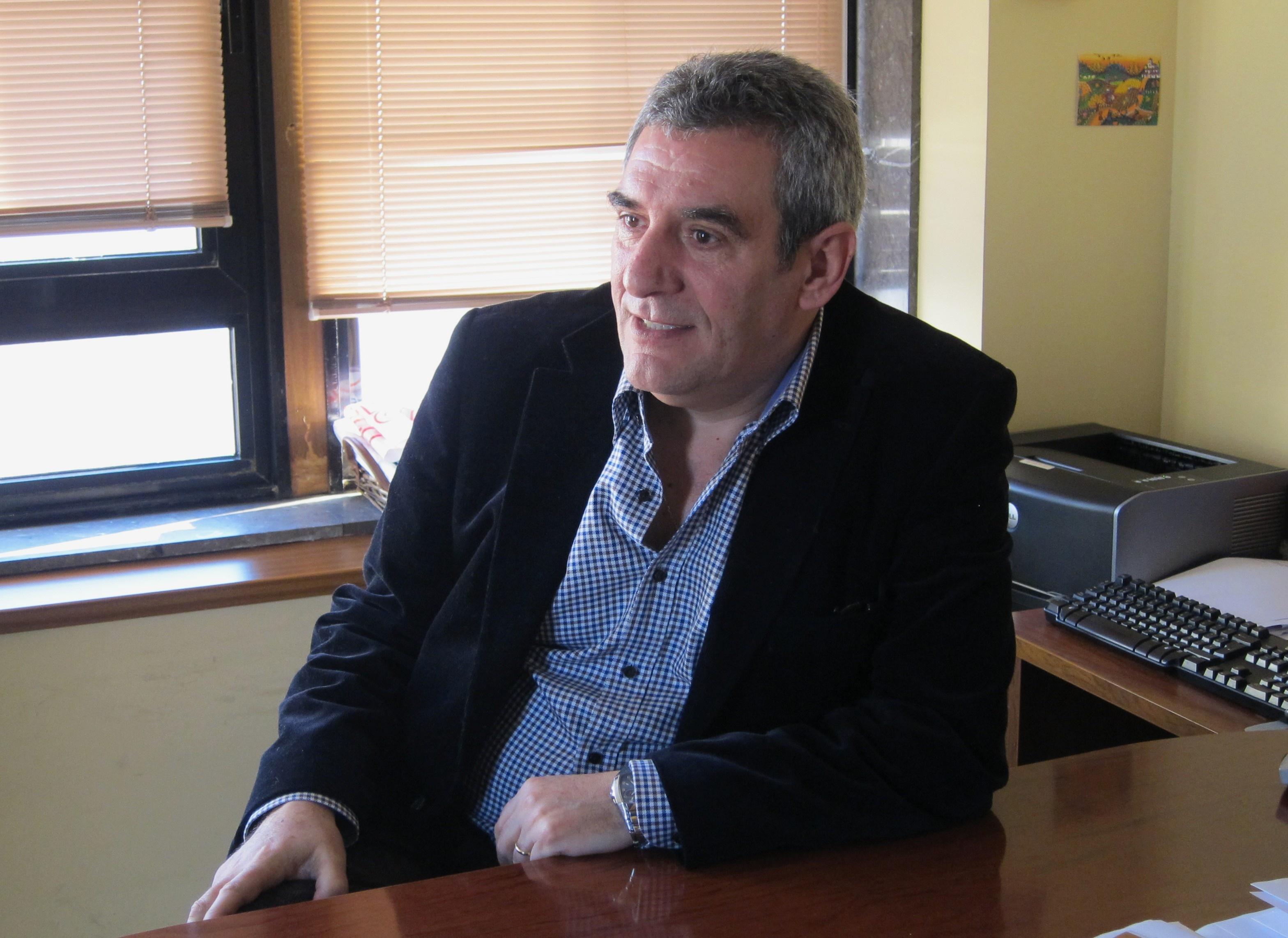 Villarrubia niega «imposición» de la Junta en negociaciones y vincula su futuro a mantenerlas en un «plano de igualdad»