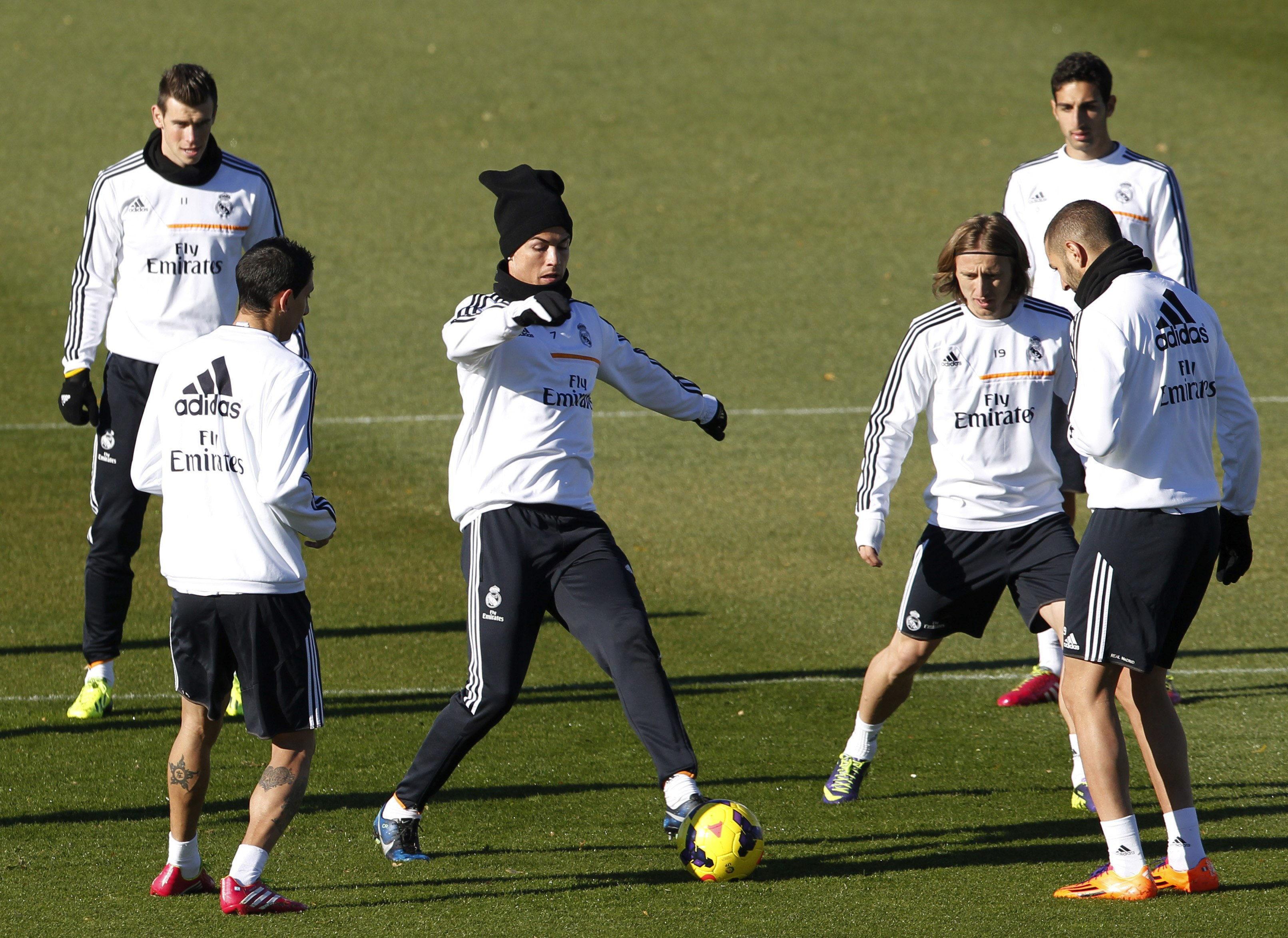 Luka Modric mejora los números de Sami Khedira