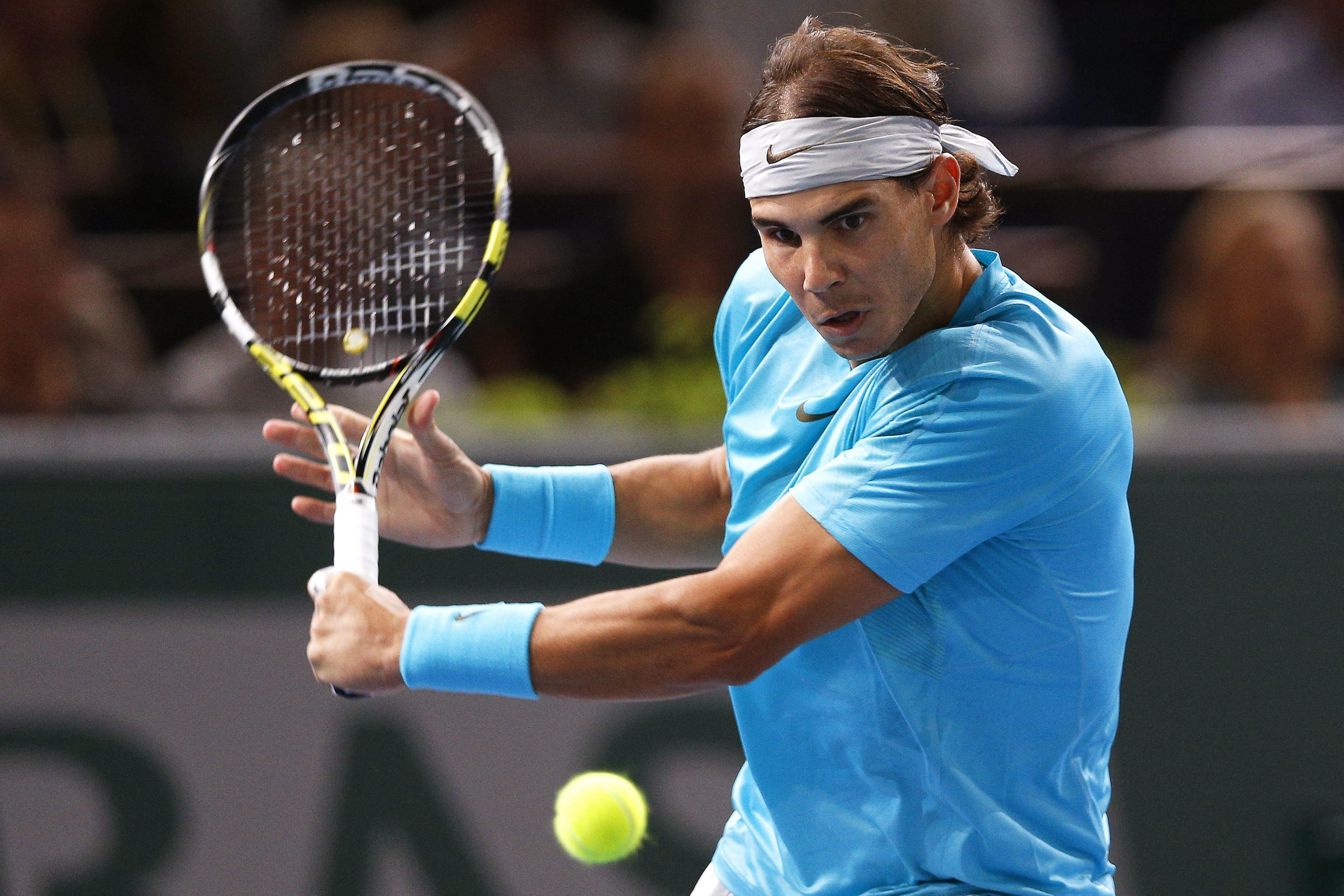 Comienza en Abu Dabi la temporada de tenis con una lucha por el número uno