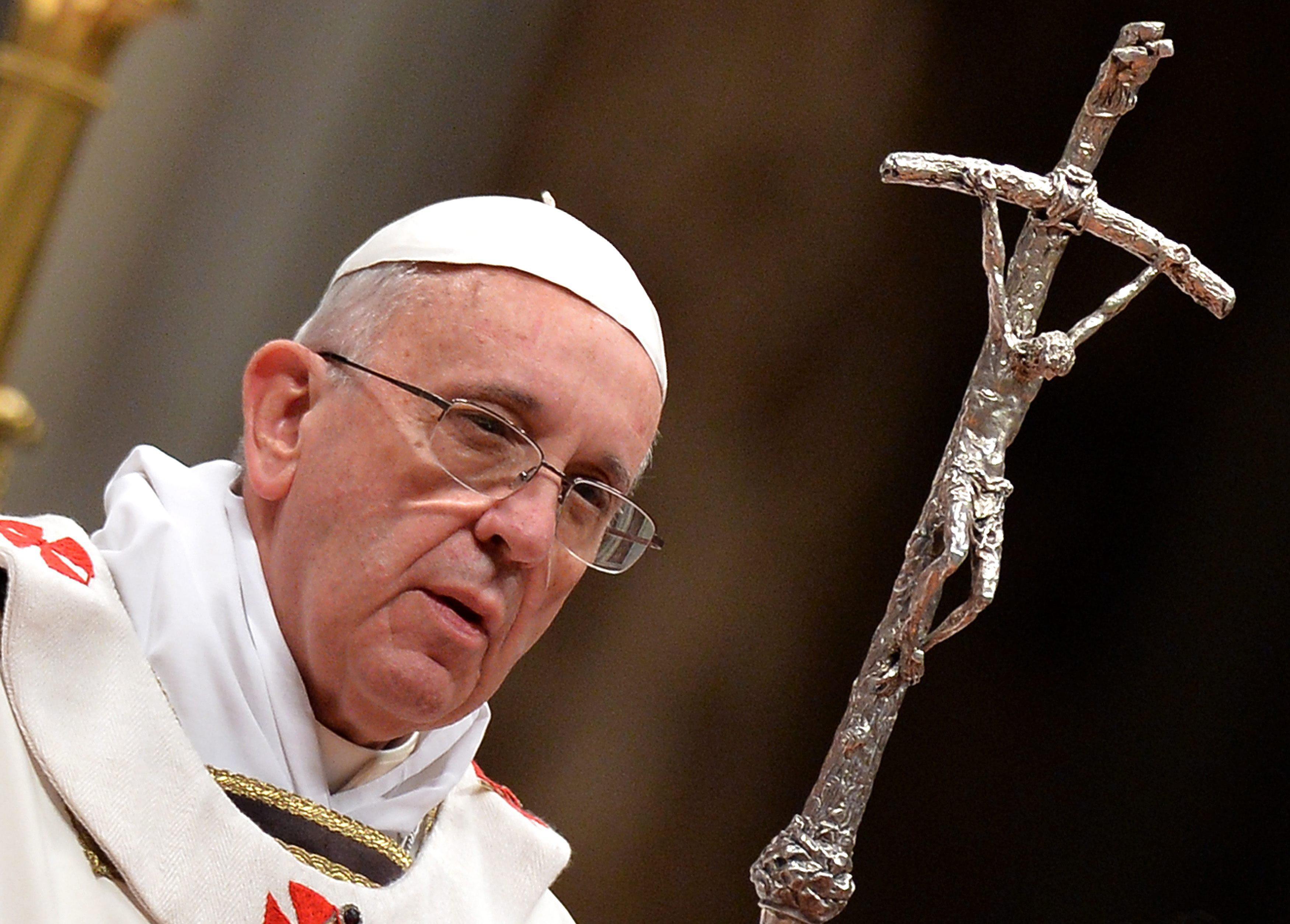Texto íntegro de la bendición Urbi et Orbi del Papa Francisco para la Navidad 2013