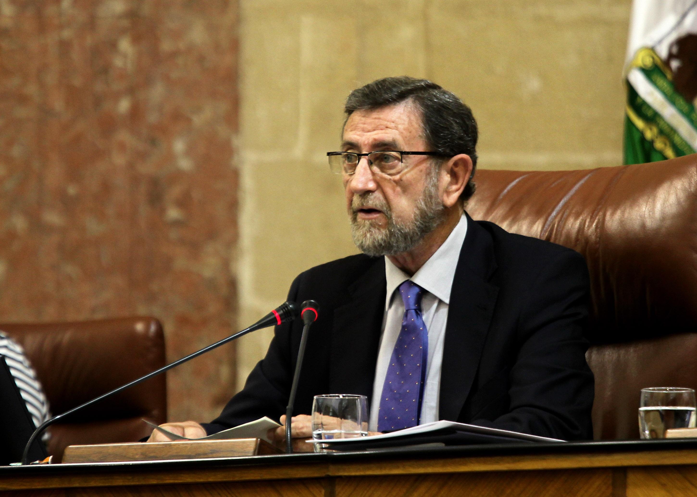 Gracia presentará en enero un paquete de medidas de transparencia «más completo» que espera sea aprobado por unanimidad