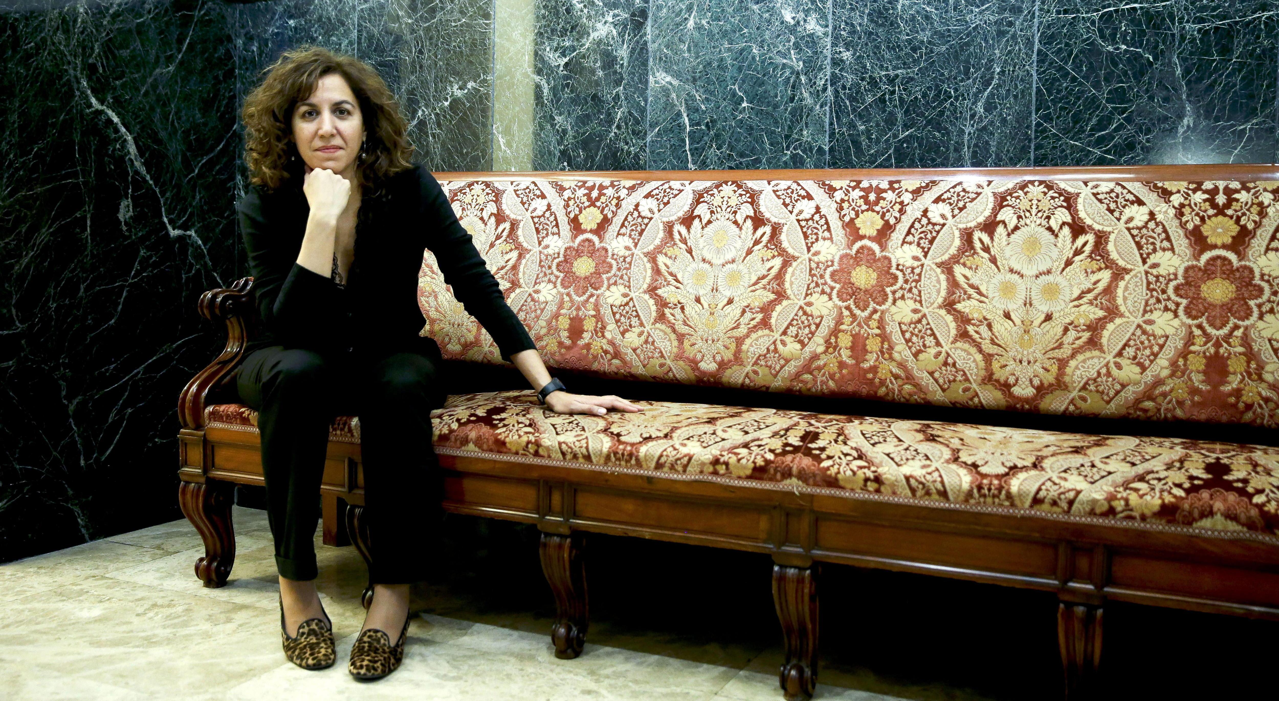Irene Lozano, de UPyD, cree que el Gobierno no ha hecho reformas, sólo recortes
