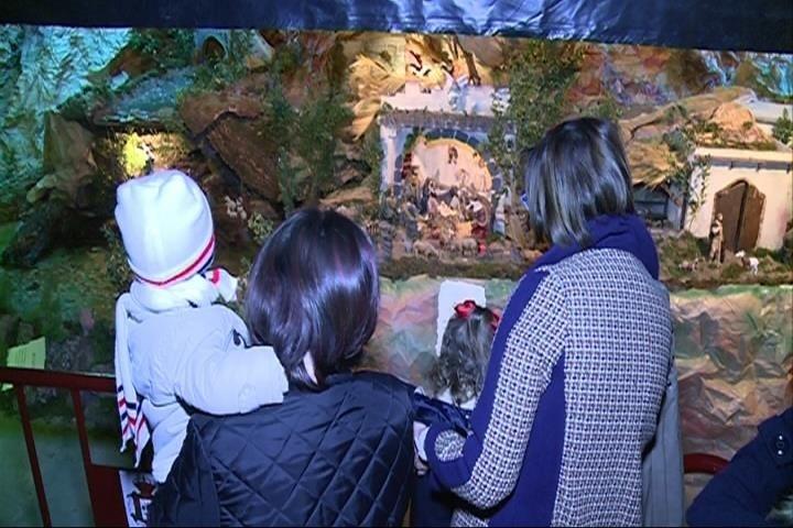Jerez de los Caballeros (Badajoz) expone esta Navidad el belén bíblico «más grande de Europa»