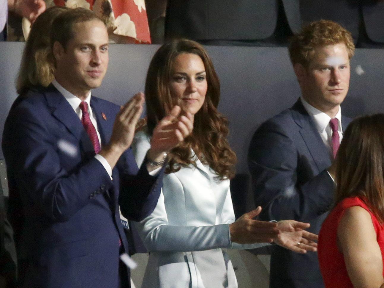Kate Middleton: «A Jorge le ha gustado más el papel de regalo que los juguetes»