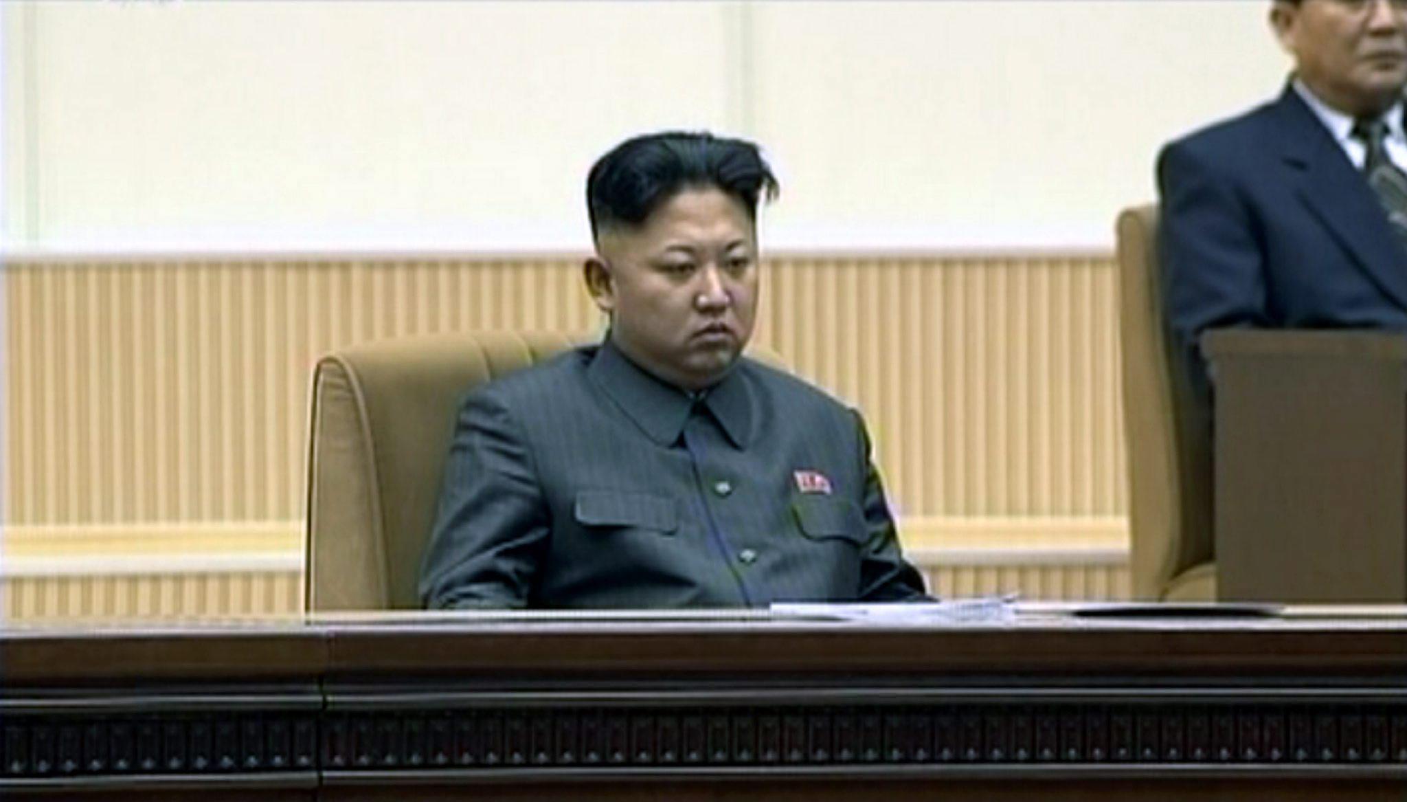 Kim Jong-un insta a sus tropas a estar preparadas «para el combate»
