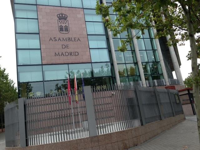 PSM pide modificar el Reglamento de la Asamblea para que haya 2 plenos semanales que sean retransmitidos por Telemadrid