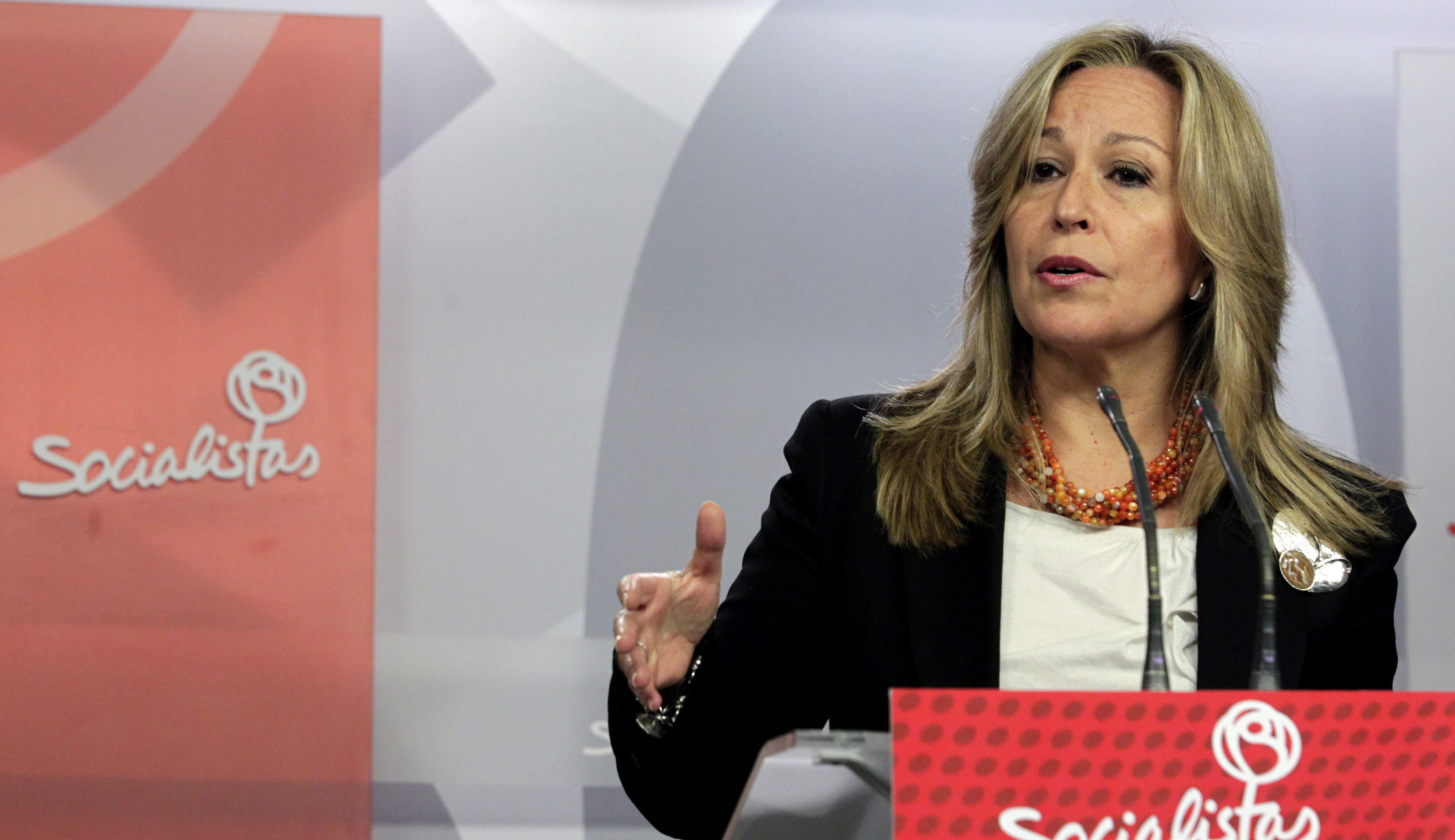 El PSOE valora que el Rey llame al diálogo y al respeto a la diversidad