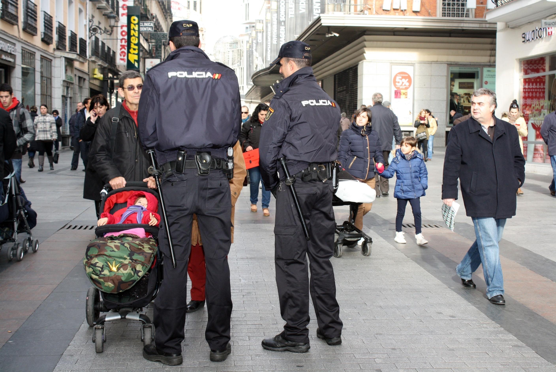 Policía Nacional incrementa 50% sus efectivos en la calle para evitar robos, hurtos y estafas en la vía pública