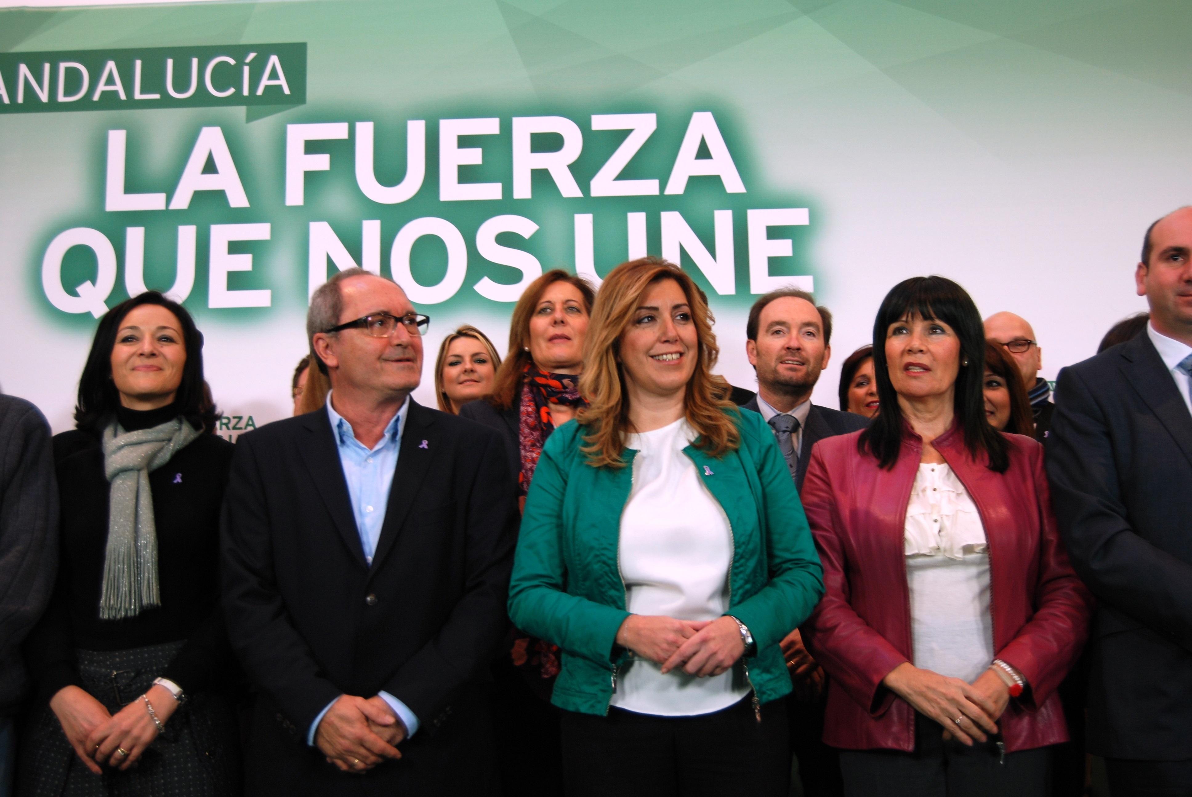 Susana Díaz descarta optar a las primarias socialistas
