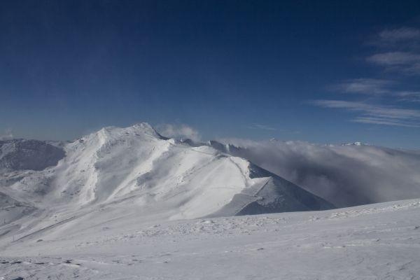 La estación de esquí de Alto Campoo permanece cerrada por el mal tiempo