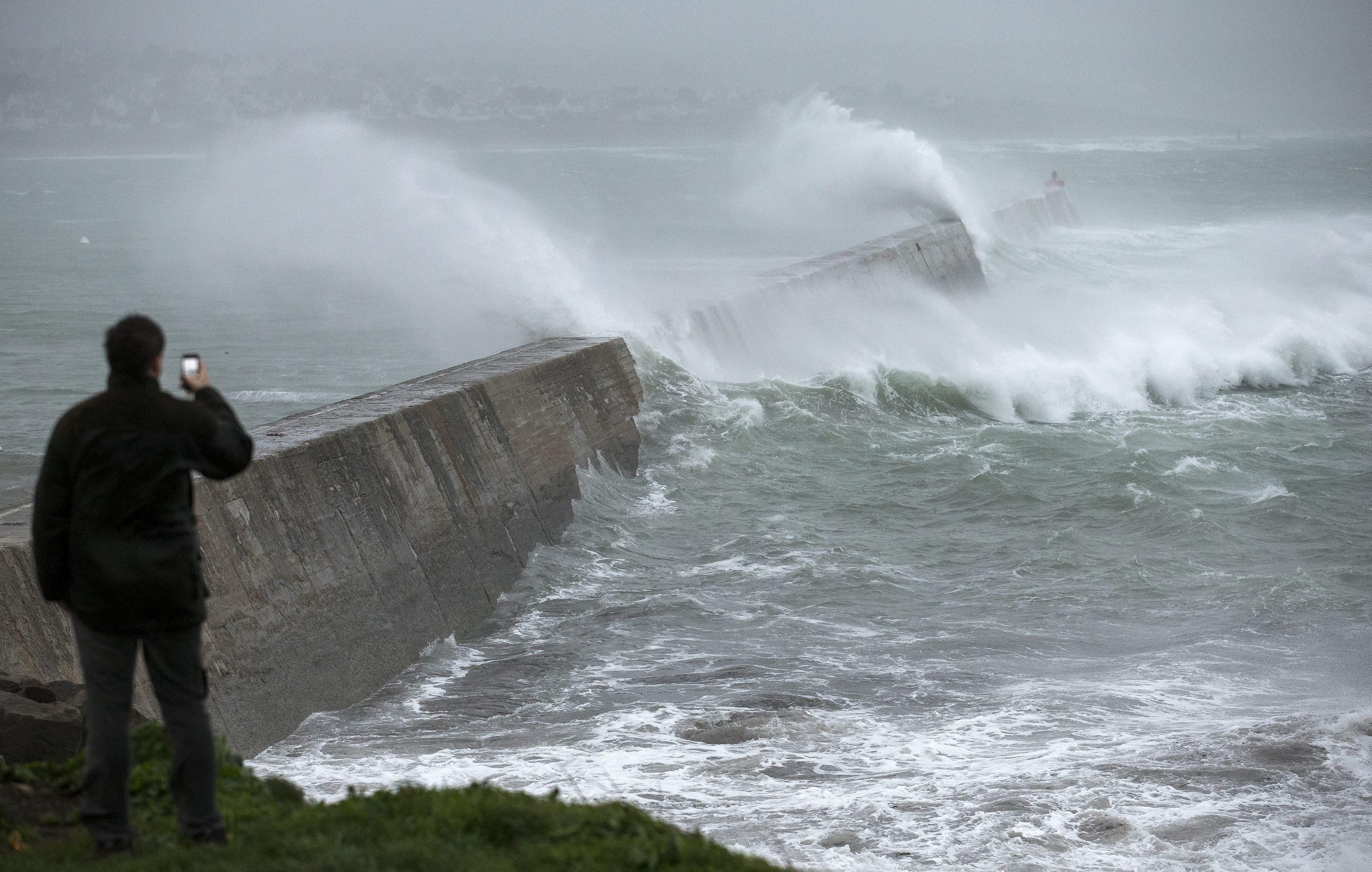 Cuatro muertos por el temporal que recorre Europa esta Navidad