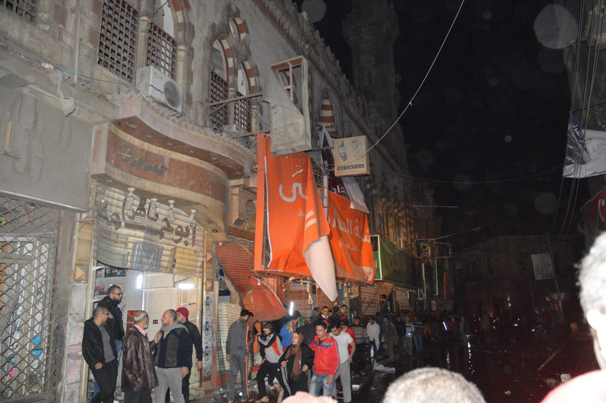 Un grupo yihadista reivindica el atentado contra una sede policial en Egipto