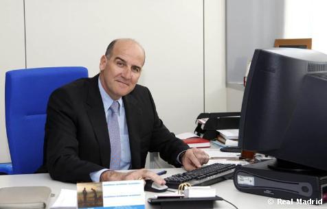 El doctor Alfonso Del Corral no descarta que a Varane tengan que trasplantarle un menisco