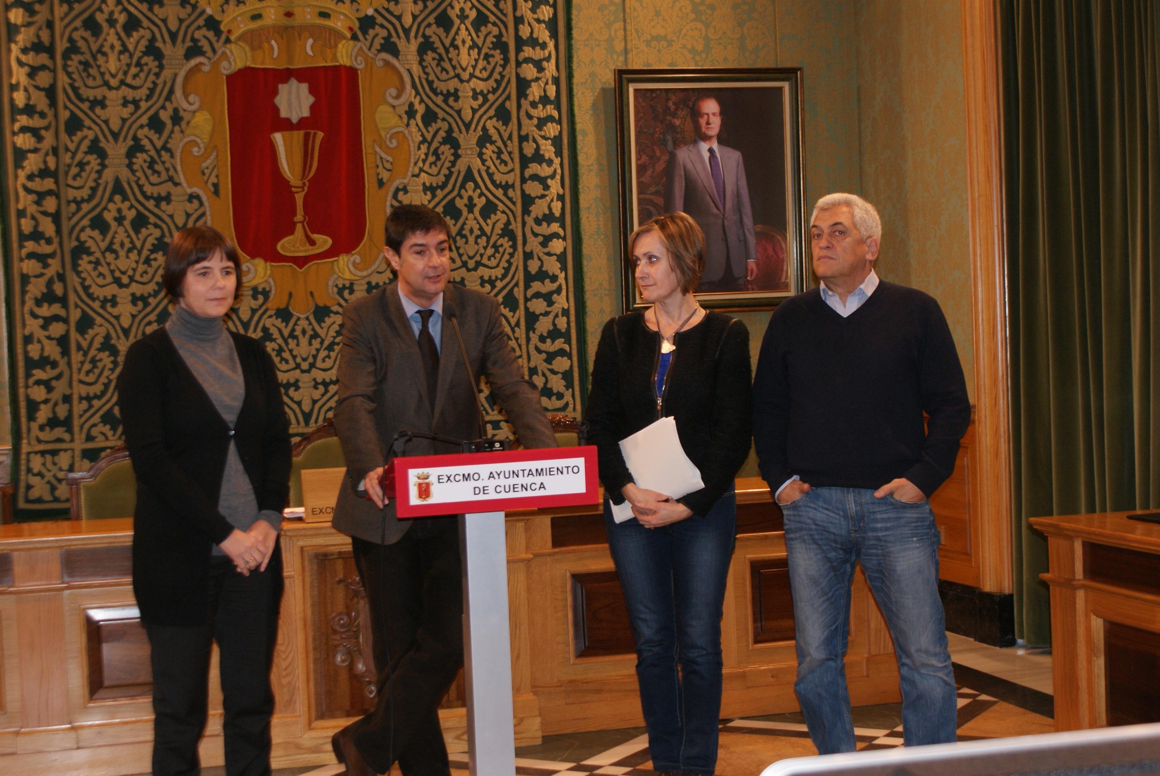El juzgado da la razón al Ayuntamiento de Cuenca sobre la imposibilidad de ejecutar la sentencia OPE 2007, según Ávila