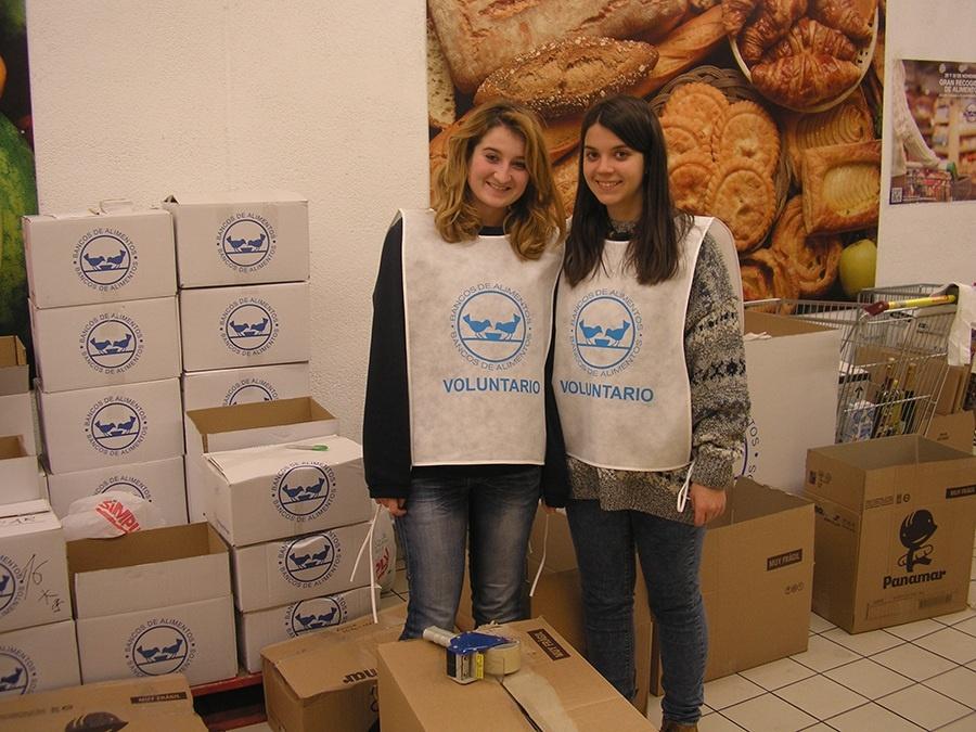 El Banco de Alimentos de La Rioja cierra con 164.857 kilos su primera campaña de la Gran Recogida