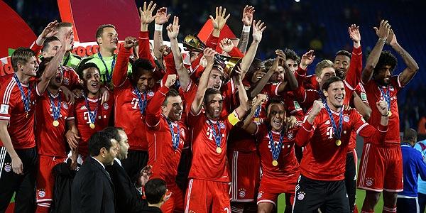 El Bayern domina el once ideal de »L»Equipe», junto a Messi, Ronaldo y Alba